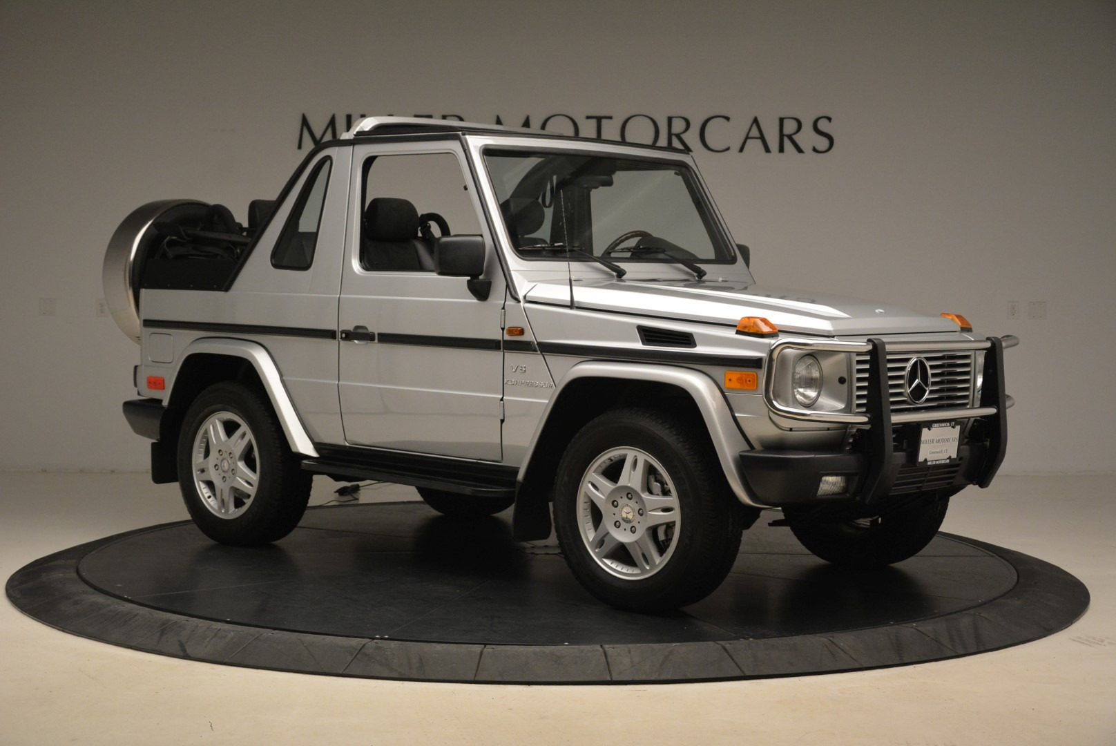 Used 2000 Mercedes-Benz G500 RENNTech  For Sale In Westport, CT 2184_p10