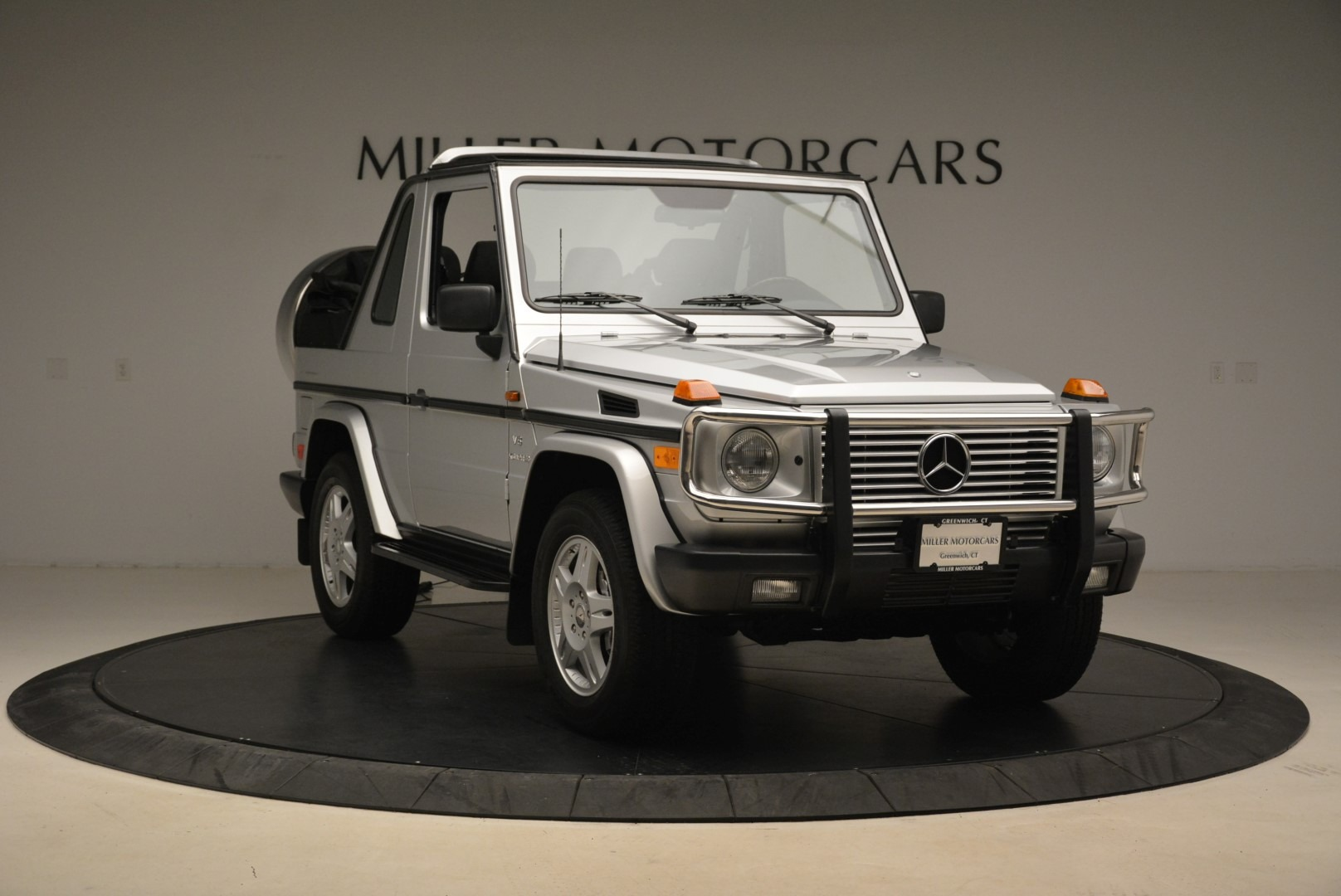 Used 2000 Mercedes-Benz G500 RENNTech  For Sale In Westport, CT 2184_p11