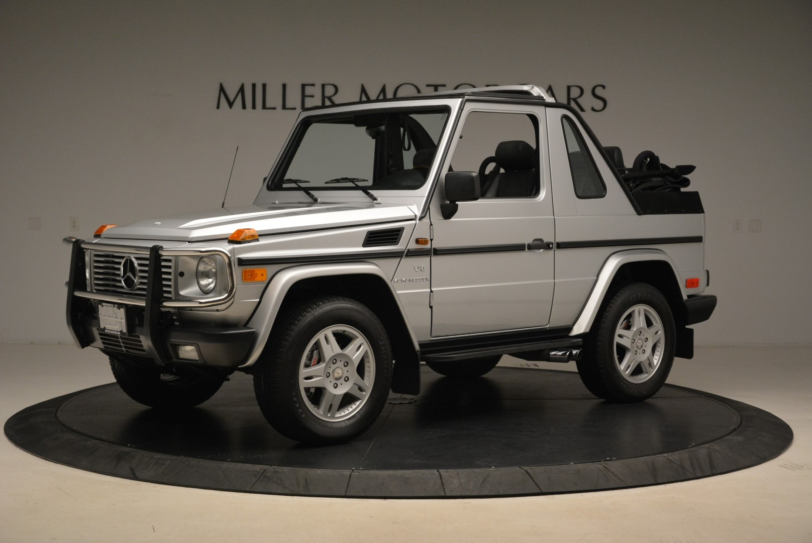 Used 2000 Mercedes-Benz G500 RENNTech  For Sale In Westport, CT 2184_p2