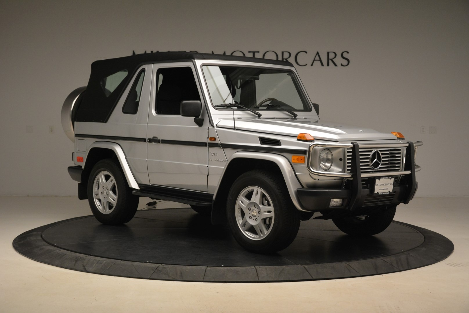 Used 2000 Mercedes-Benz G500 RENNTech  For Sale In Westport, CT 2184_p32