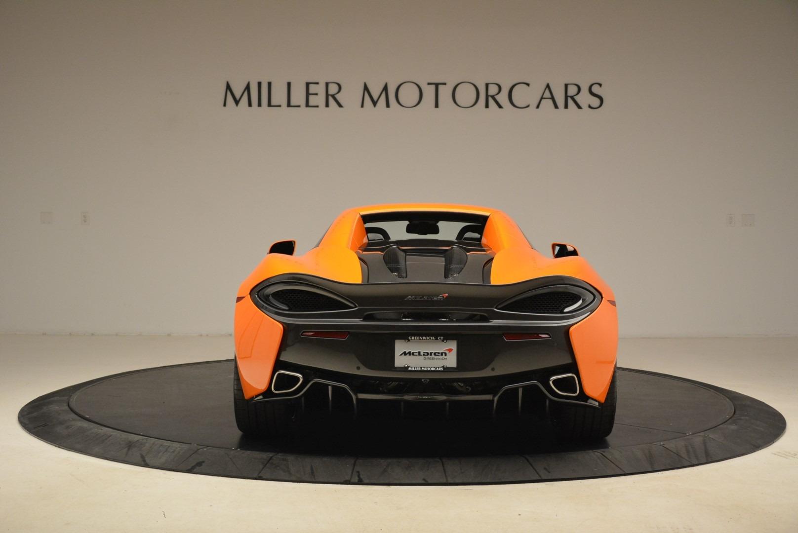 Used 2018 McLaren 570S Spider Convertible For Sale In Westport, CT 2188_p18