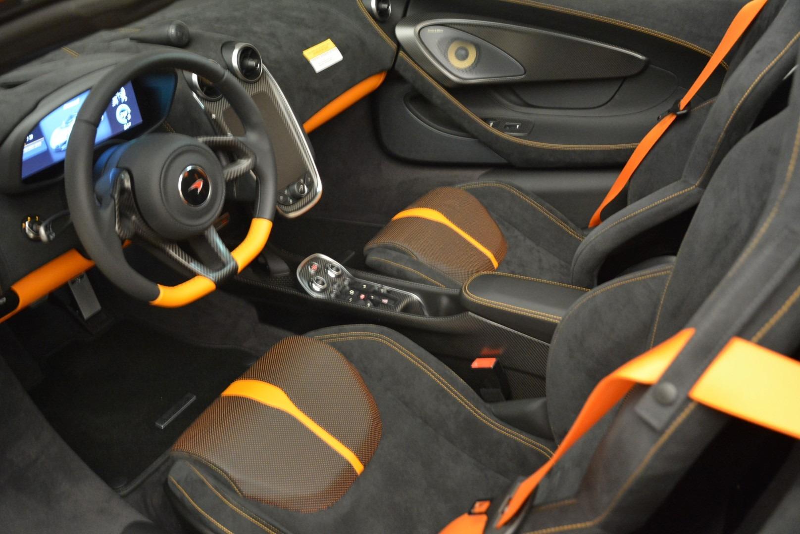 Used 2018 McLaren 570S Spider Convertible For Sale In Westport, CT 2188_p25