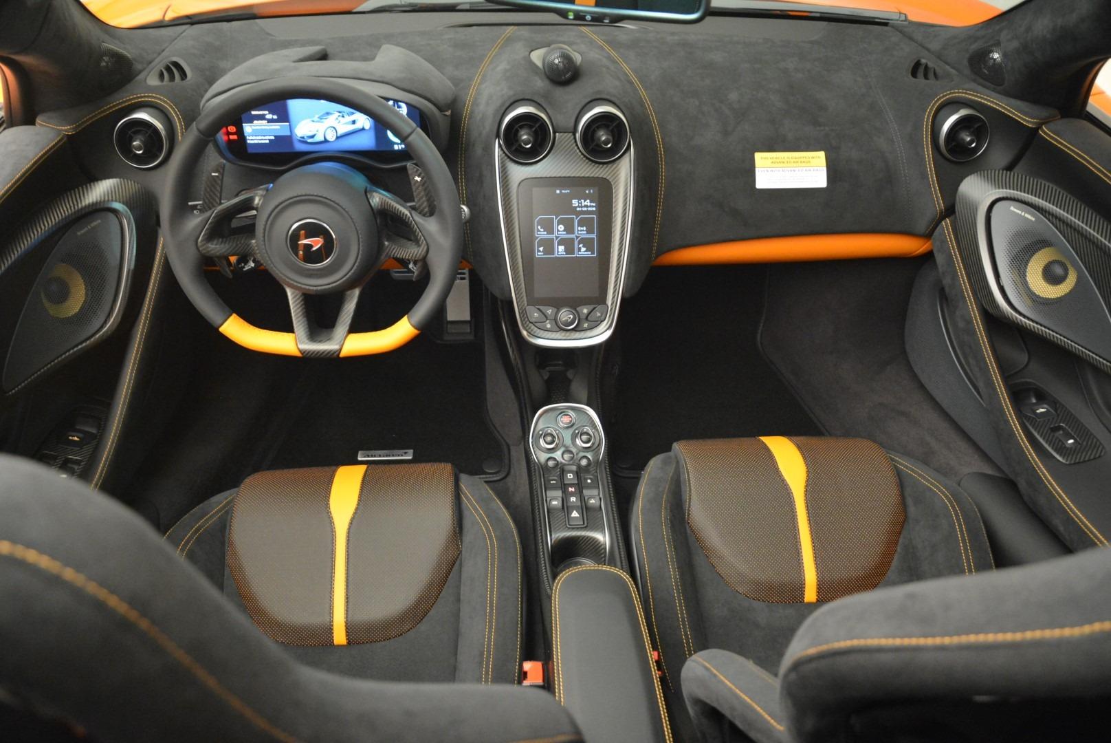 Used 2018 McLaren 570S Spider Convertible For Sale In Westport, CT 2188_p28