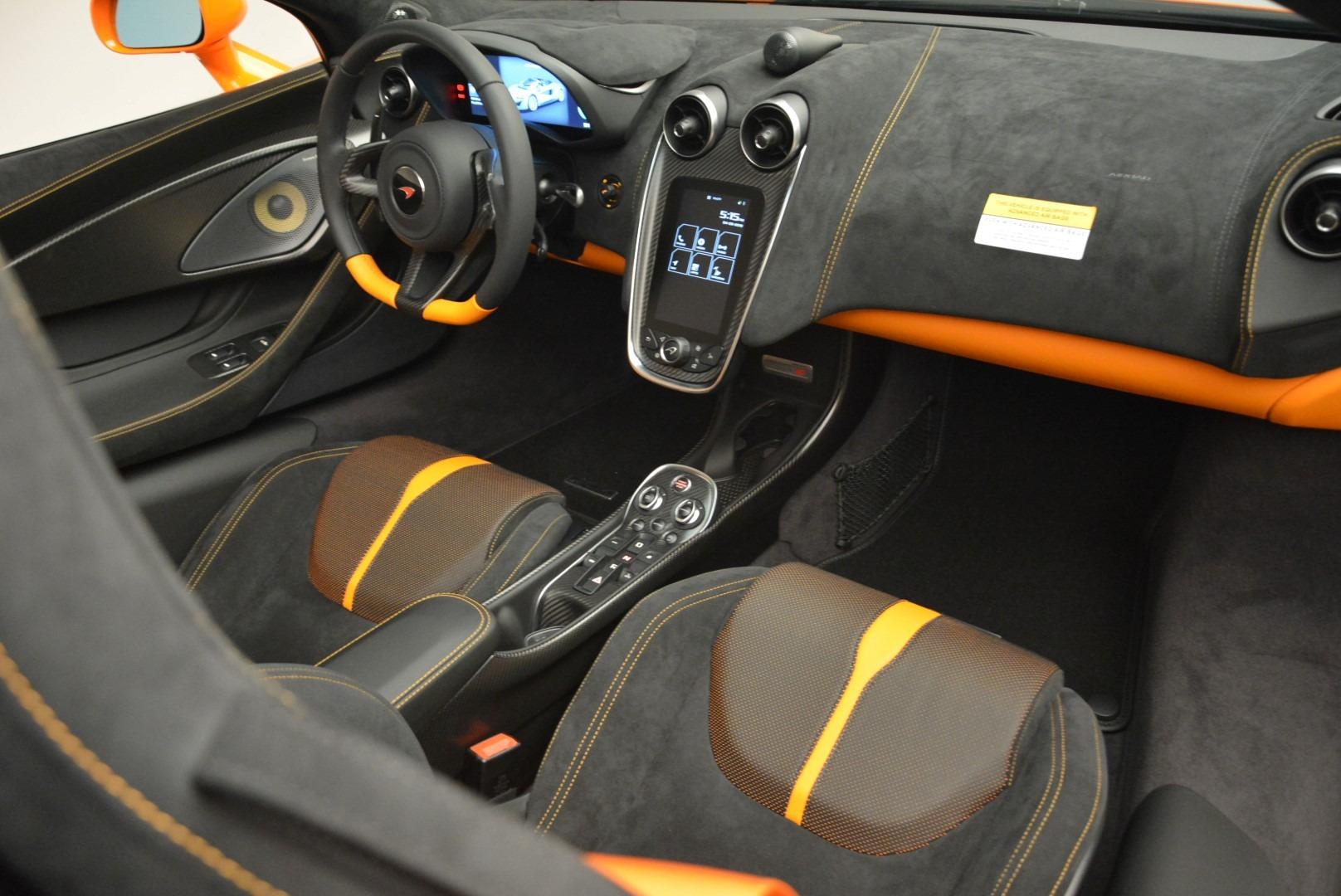 Used 2018 McLaren 570S Spider Convertible For Sale In Westport, CT 2188_p29