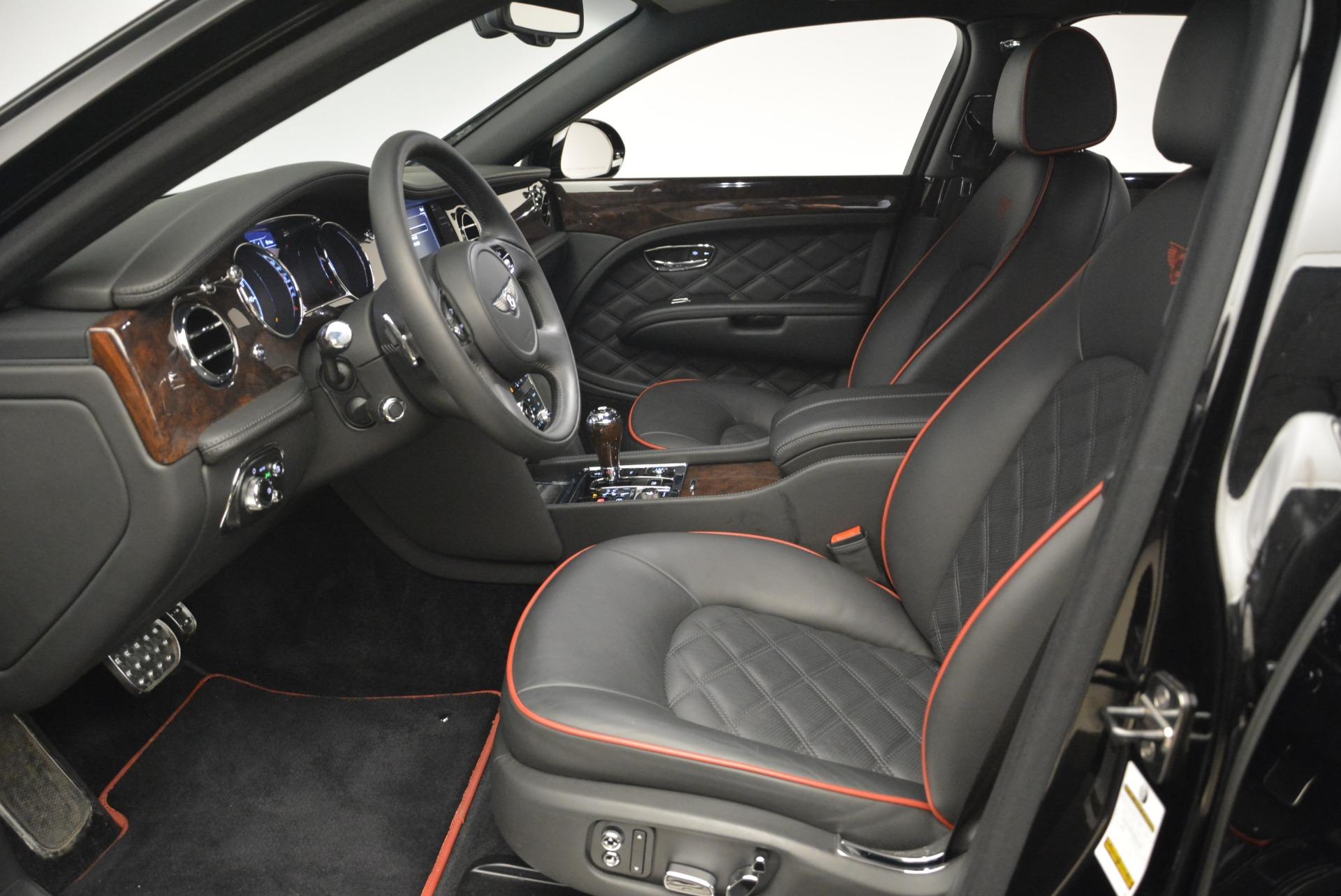 Used 2016 Bentley Mulsanne  For Sale In Westport, CT 2189_p19