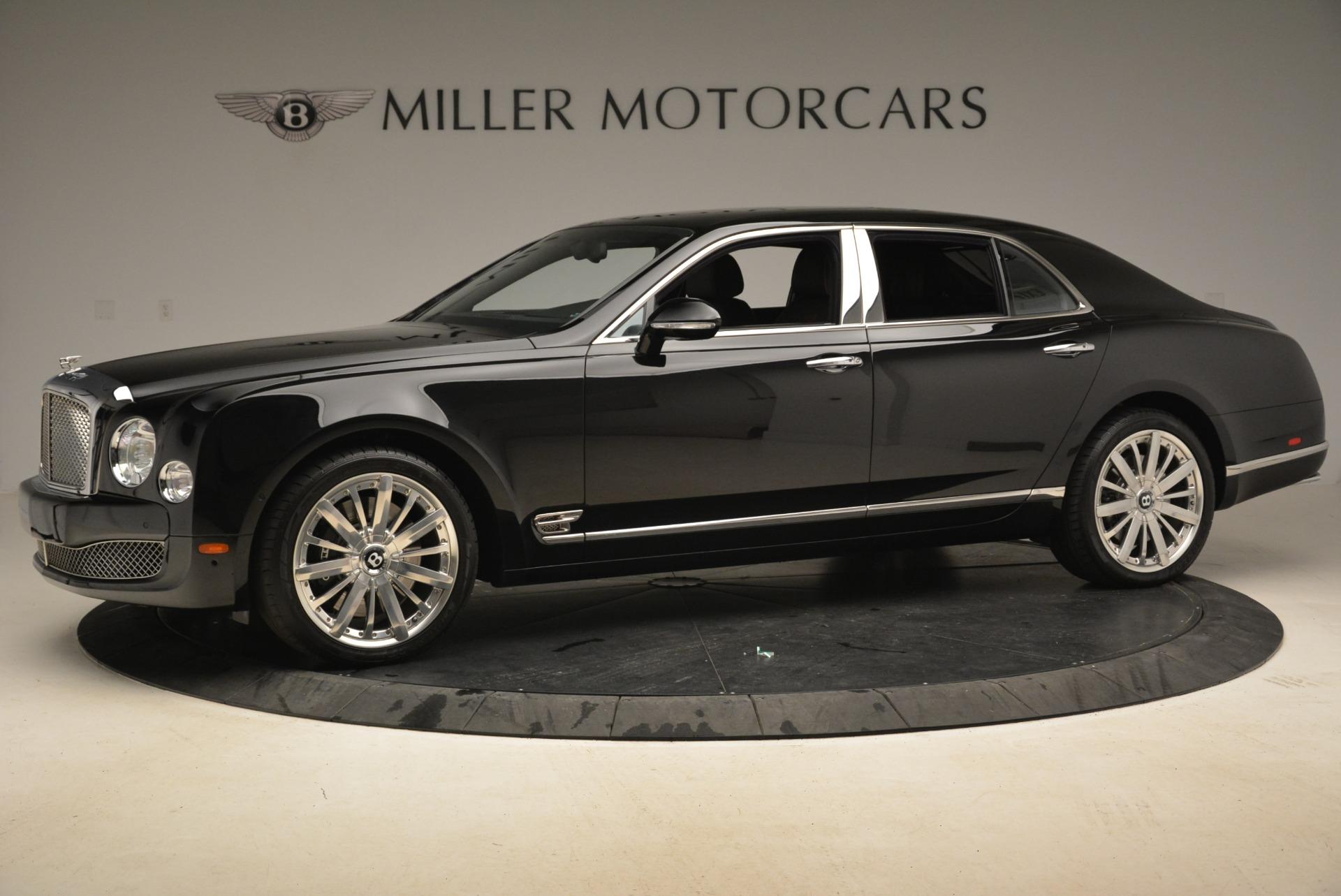 Used 2016 Bentley Mulsanne  For Sale In Westport, CT 2189_p2