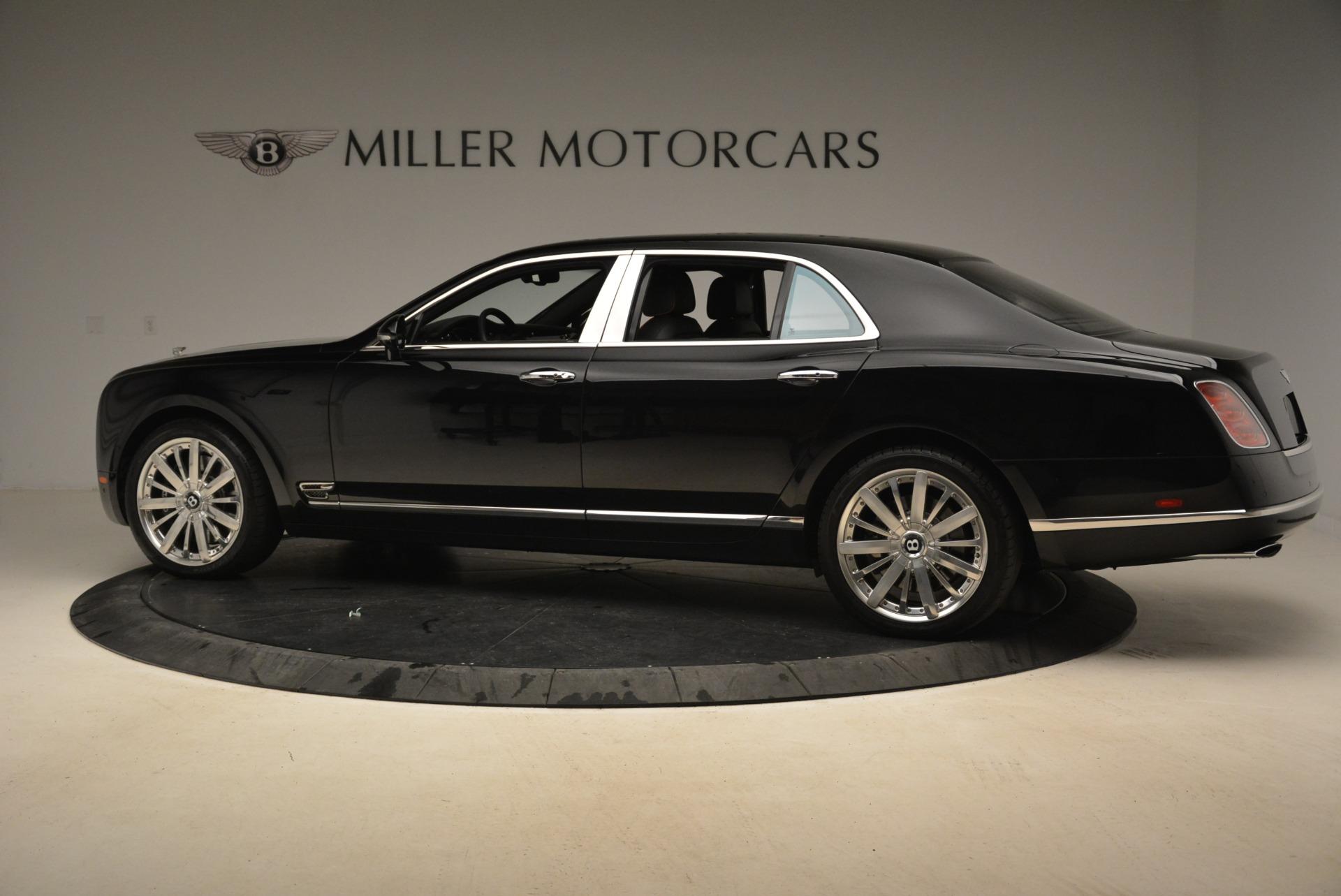 Used 2016 Bentley Mulsanne  For Sale In Westport, CT 2189_p4