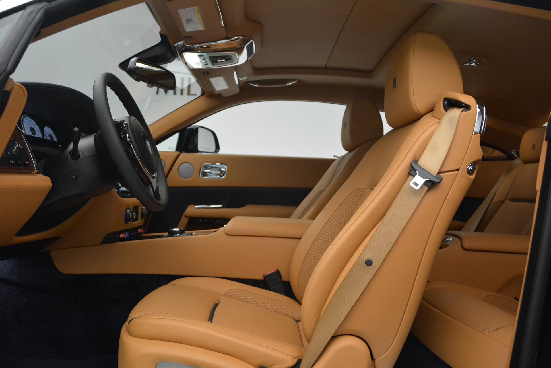 Used 2016 Rolls-Royce Wraith  For Sale In Westport, CT 219_p13