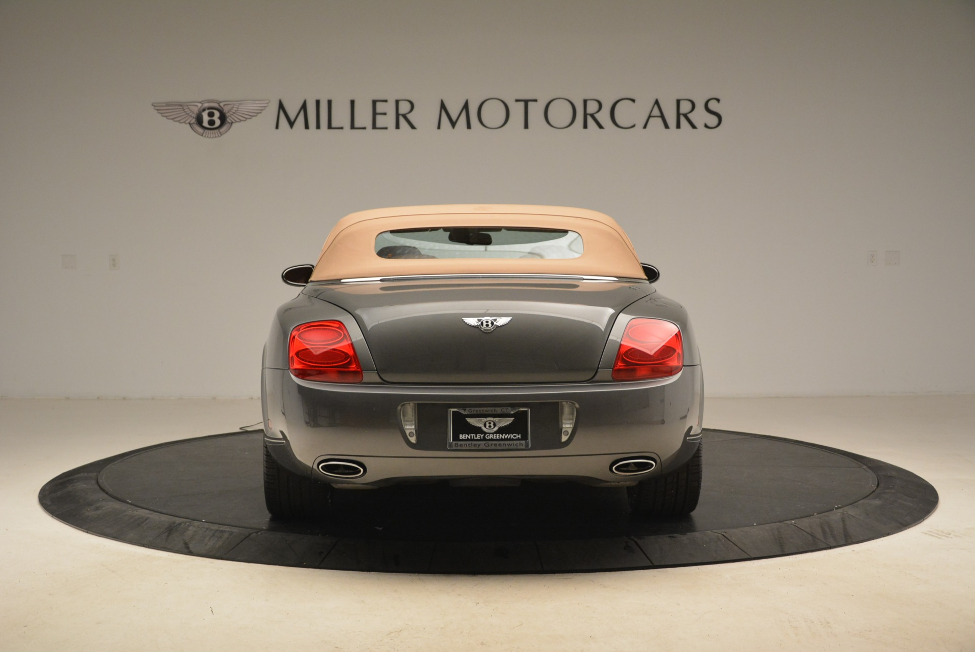 Used 2008 Bentley Continental GT W12 For Sale In Westport, CT 2190_p18