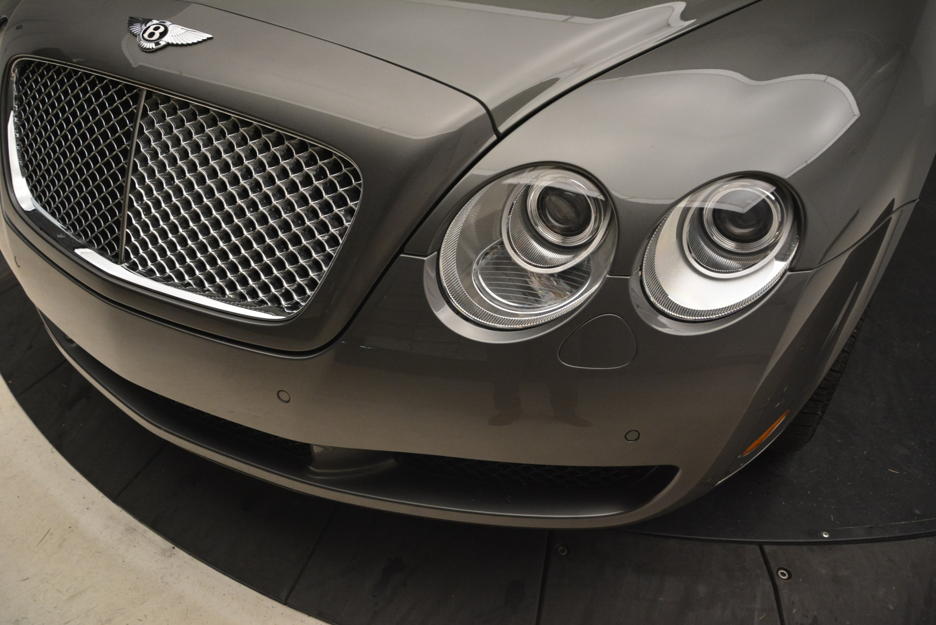Used 2008 Bentley Continental GT W12 For Sale In Westport, CT 2190_p26