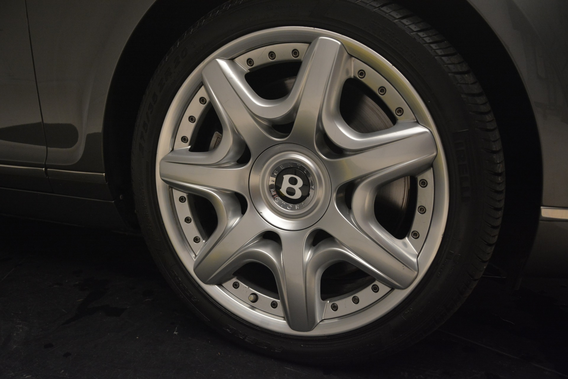 Used 2008 Bentley Continental GT W12 For Sale In Westport, CT 2190_p27