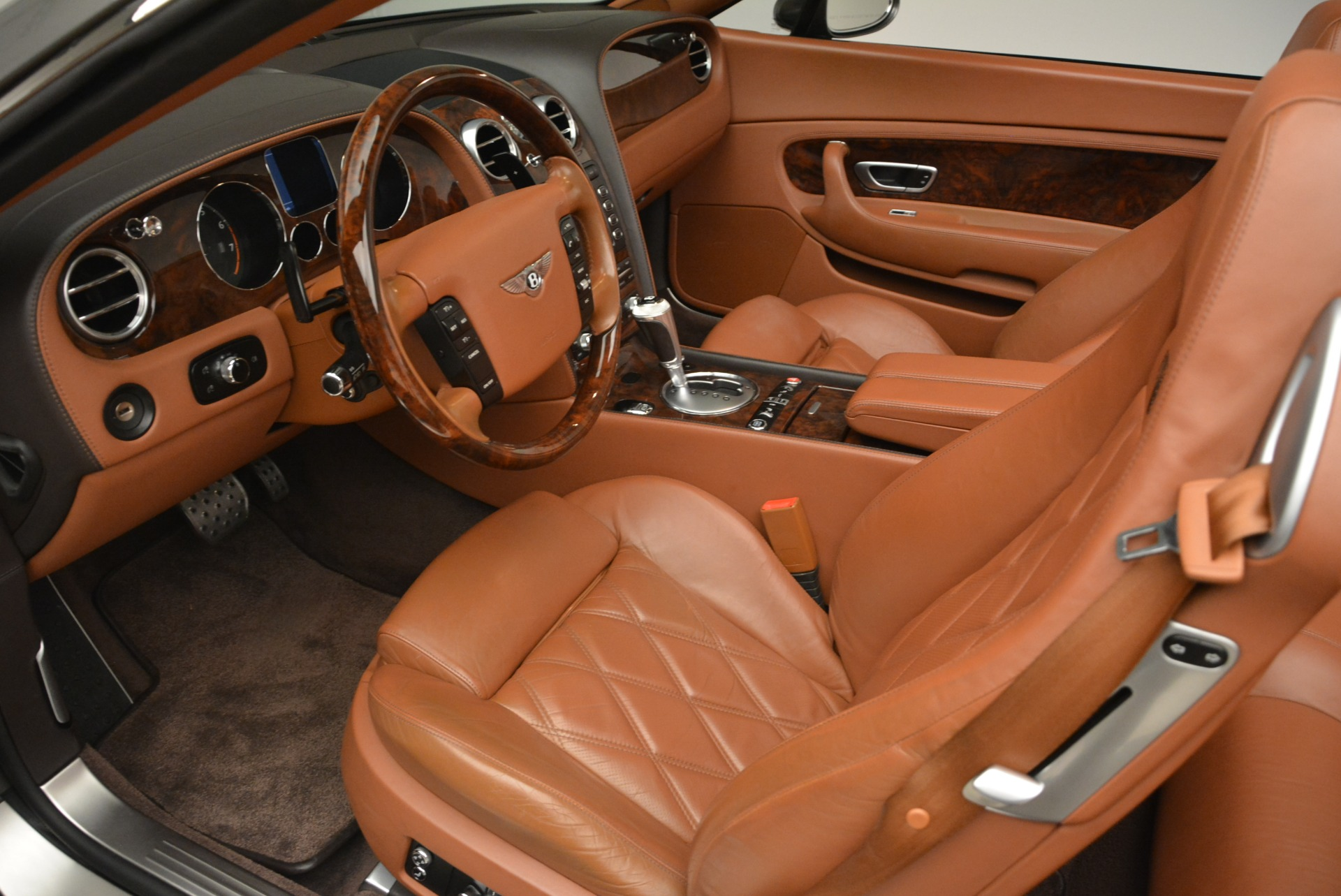 Used 2008 Bentley Continental GT W12 For Sale In Westport, CT 2190_p29