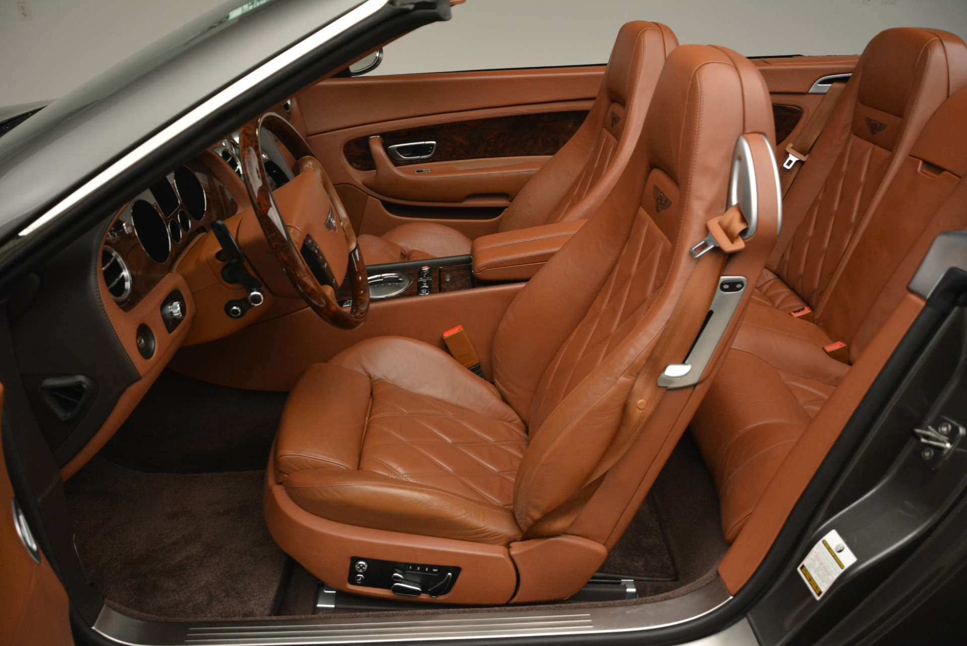 Used 2008 Bentley Continental GT W12 For Sale In Westport, CT 2190_p30