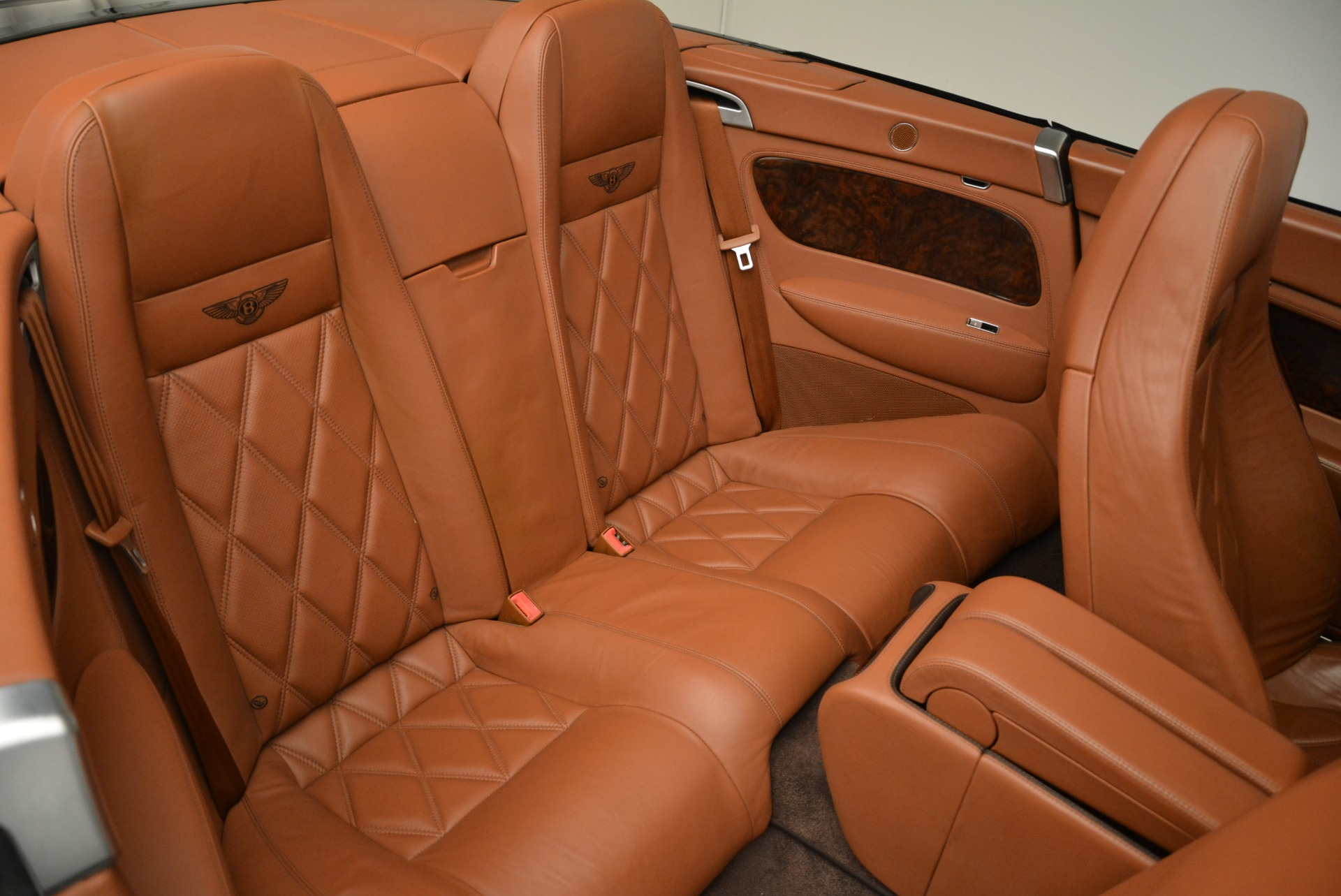 Used 2008 Bentley Continental GT W12 For Sale In Westport, CT 2190_p42