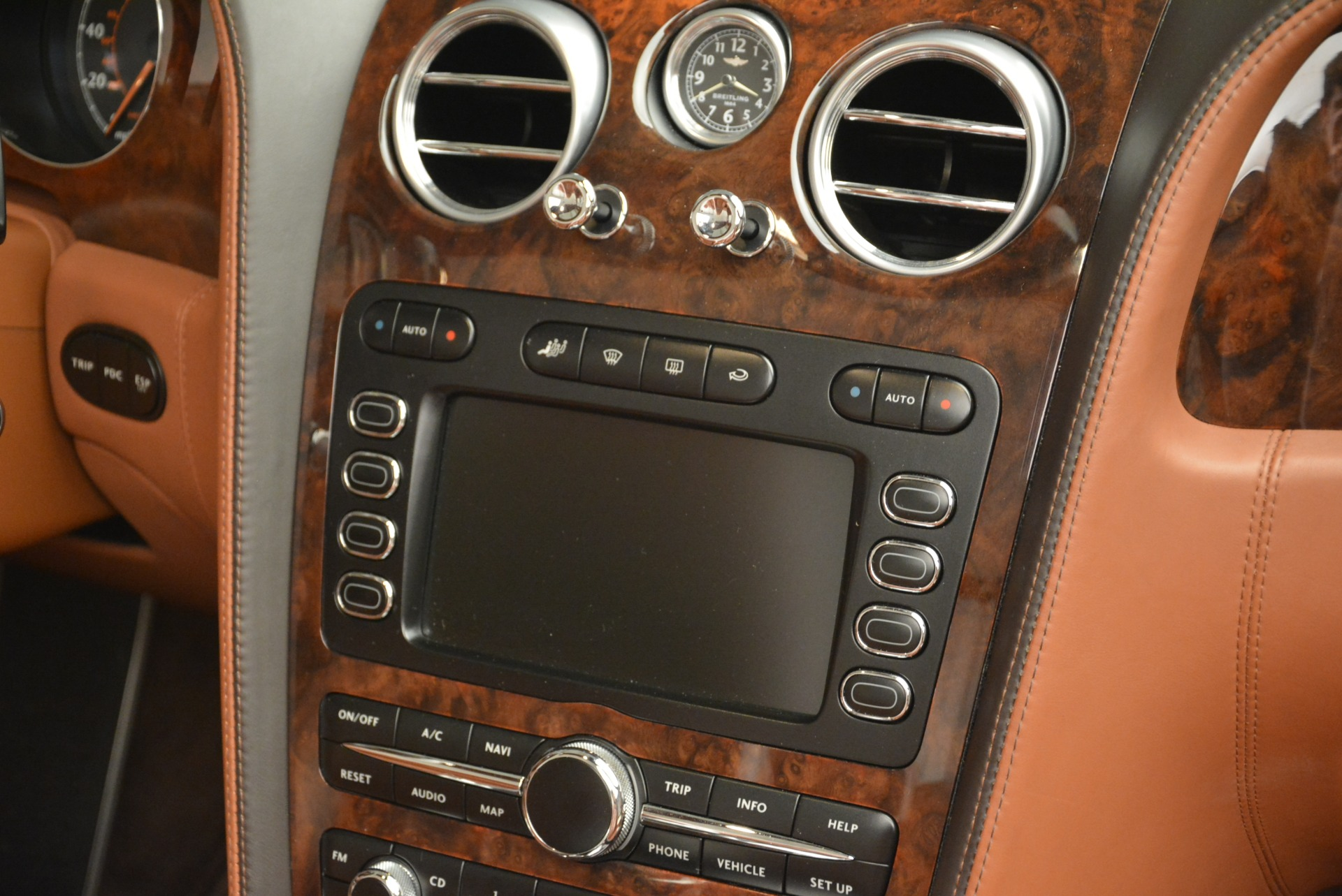 Used 2008 Bentley Continental GT W12 For Sale In Westport, CT 2190_p44