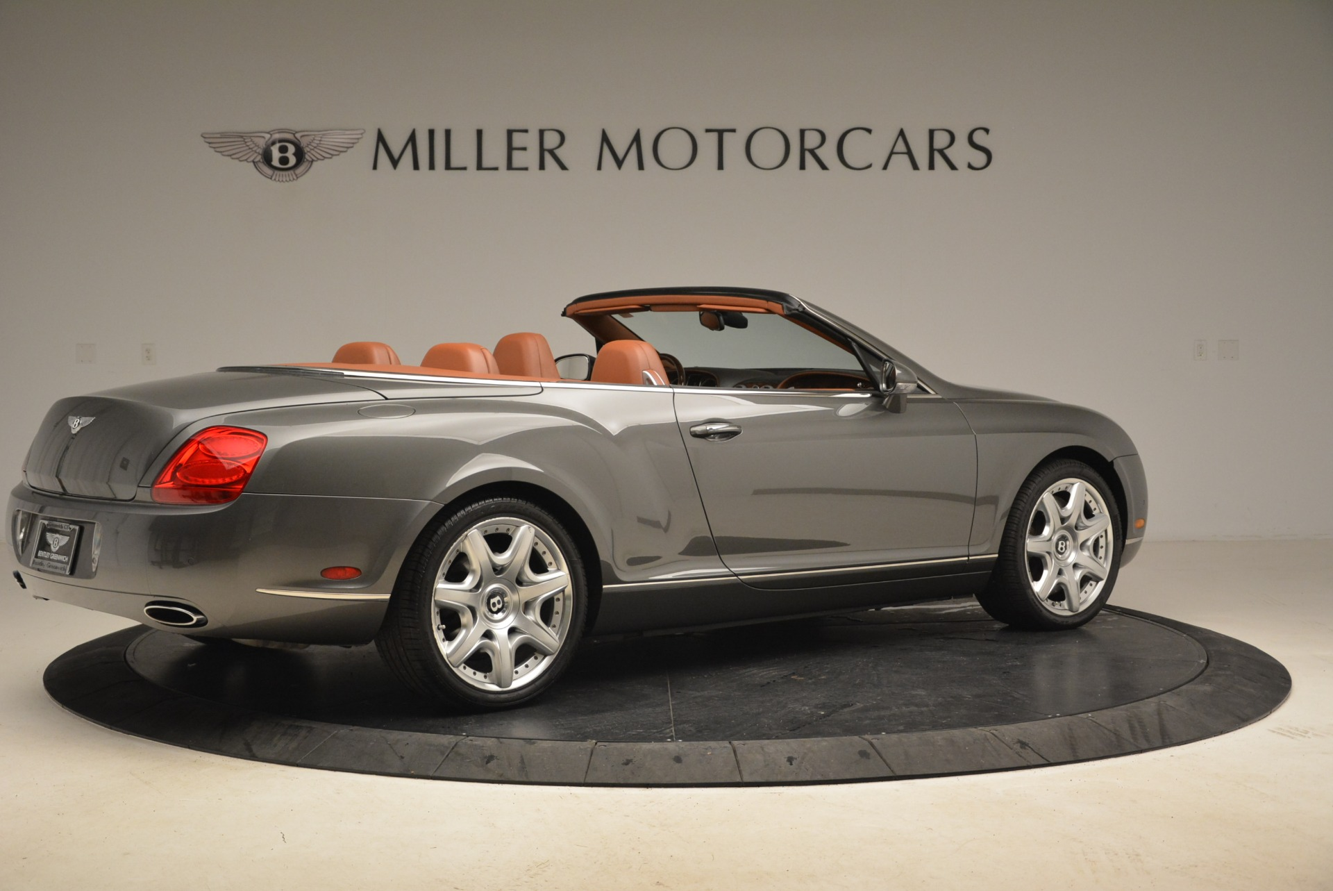 Used 2008 Bentley Continental GT W12 For Sale In Westport, CT 2190_p8