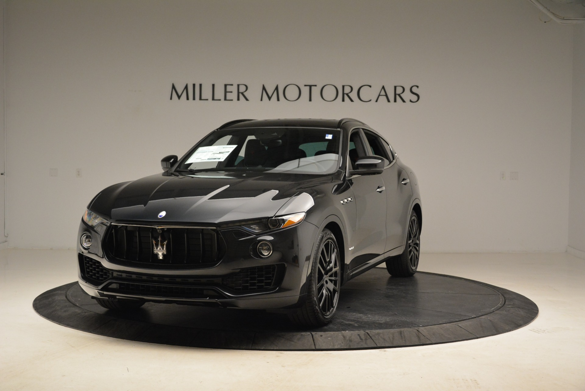 New 2018 Maserati Levante S Q4 GranSport For Sale In Westport, CT 2193_main