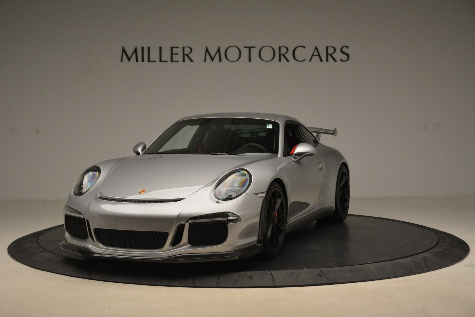 Used 2015 Porsche 911 GT3 For Sale In Westport, CT 2196_main