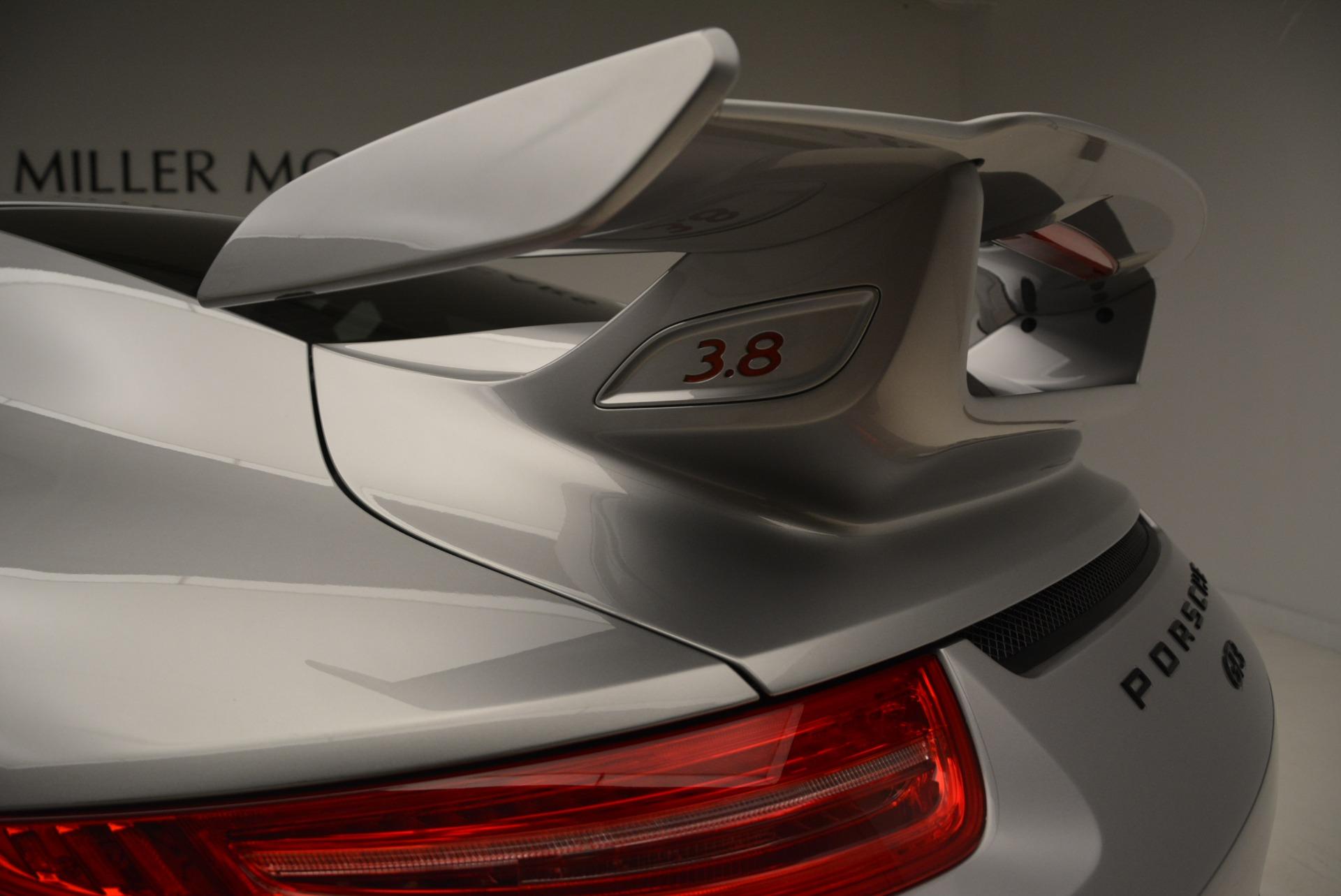 Used 2015 Porsche 911 GT3 For Sale In Westport, CT 2196_p13