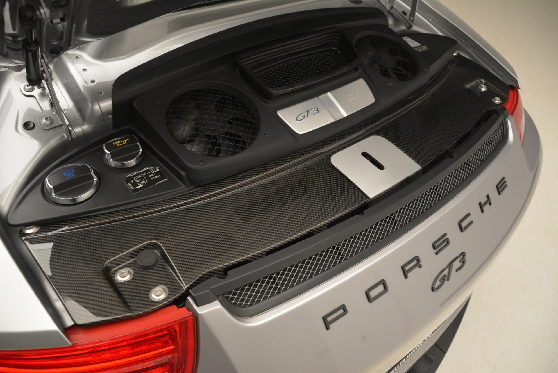 Used 2015 Porsche 911 GT3 For Sale In Westport, CT 2196_p18