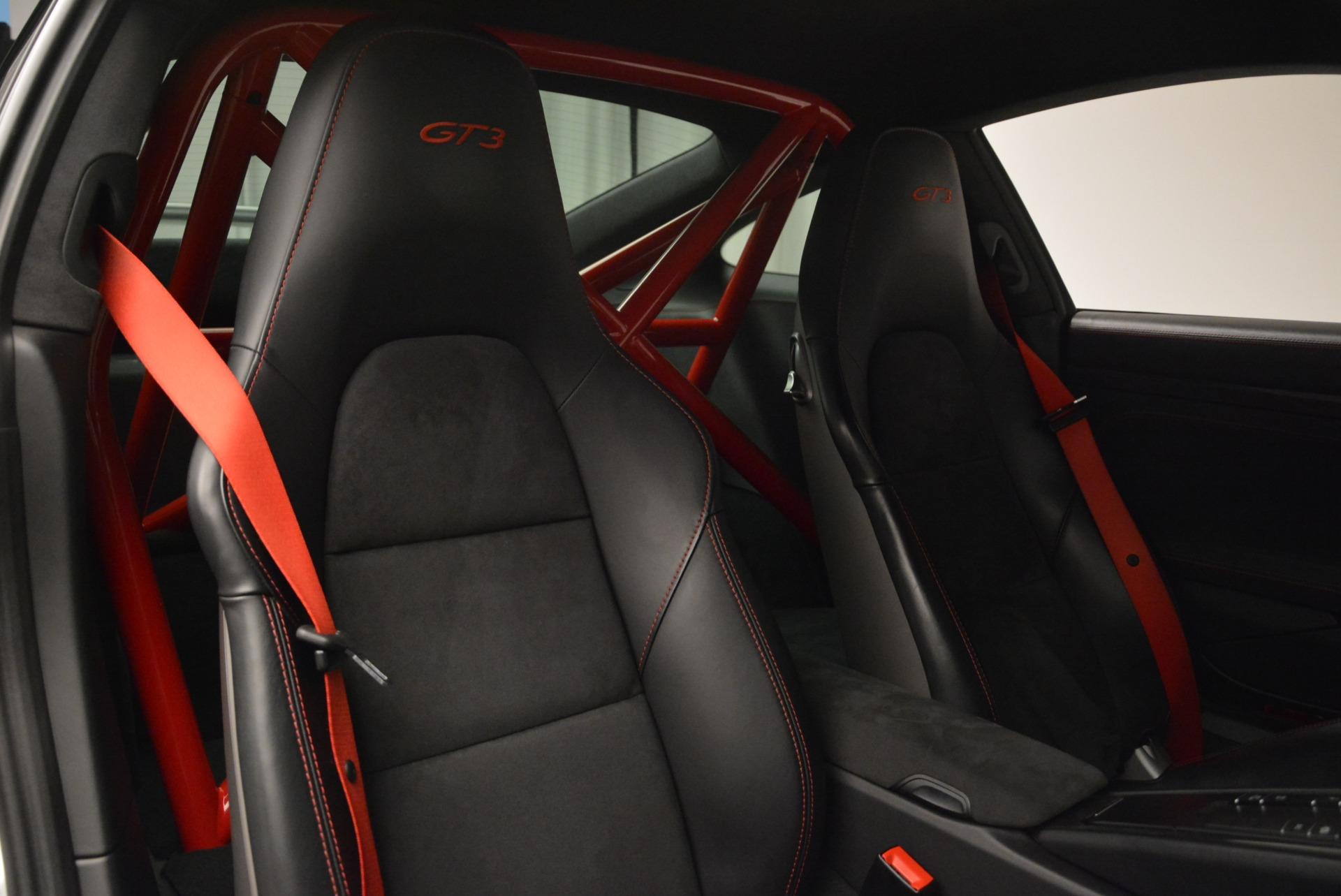 Used 2015 Porsche 911 GT3 For Sale In Westport, CT 2196_p26