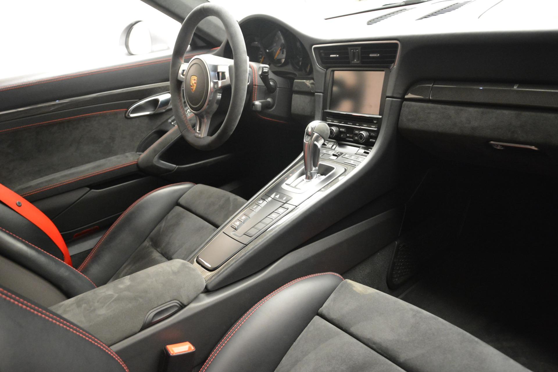 Used 2015 Porsche 911 GT3 For Sale In Westport, CT 2196_p29
