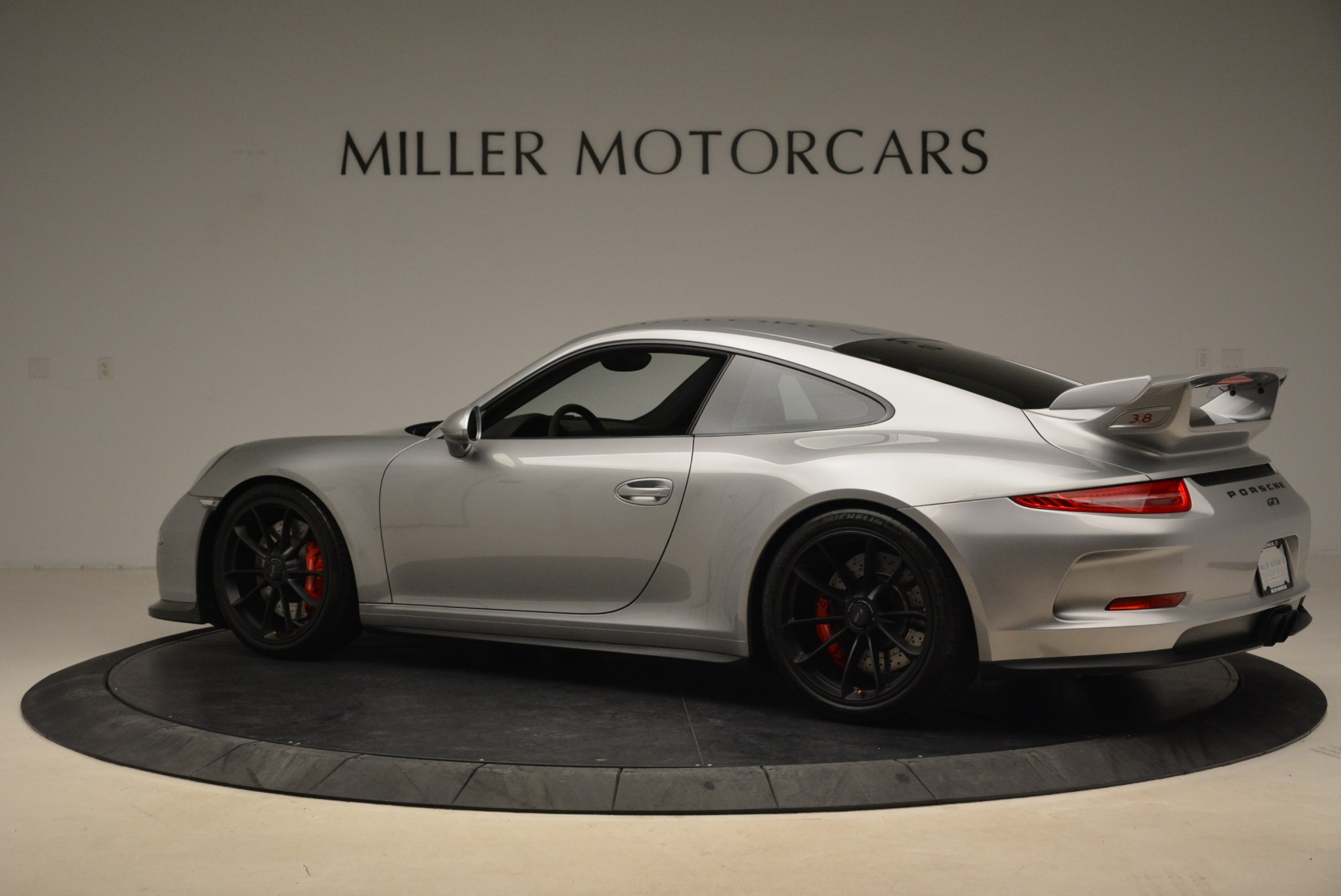 Used 2015 Porsche 911 GT3 For Sale In Westport, CT 2196_p4