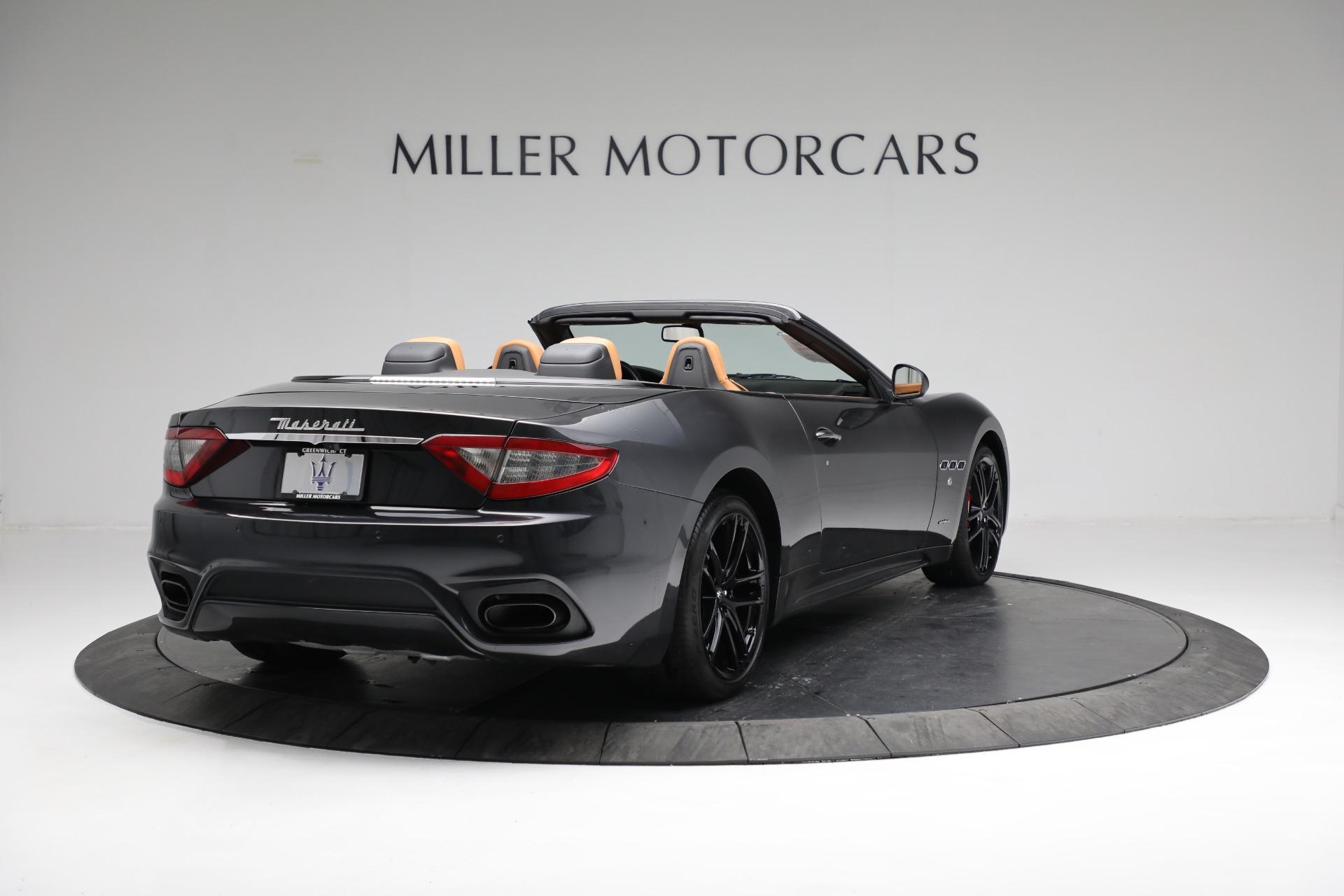 New 2018 Maserati GranTurismo Sport Convertible For Sale In Westport, CT 2198_p13