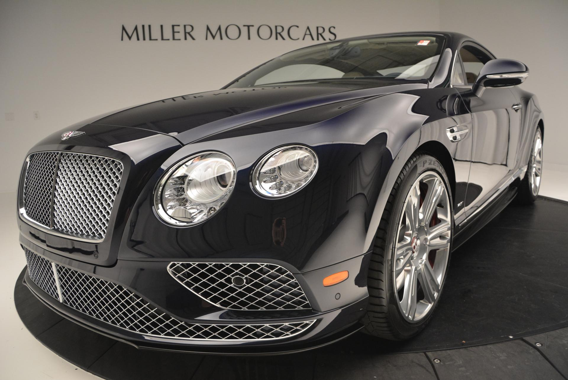 Used 2016 Bentley Continental GT V8 S  For Sale In Westport, CT 22_p15