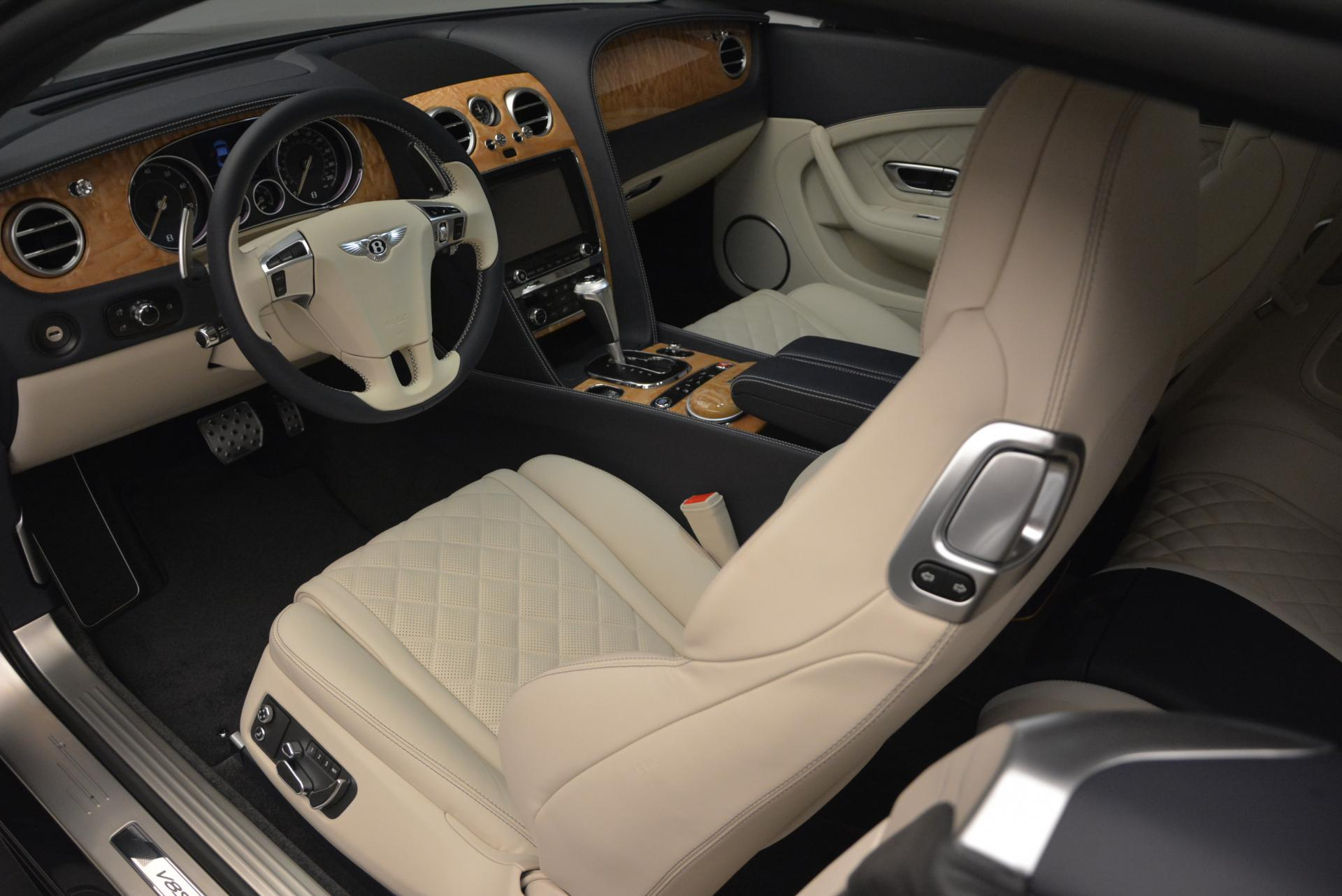 Used 2016 Bentley Continental GT V8 S  For Sale In Westport, CT 22_p19