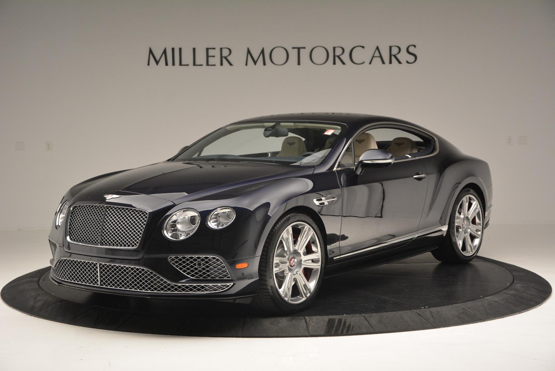 Used 2016 Bentley Continental GT V8 S  For Sale In Westport, CT 22_p2