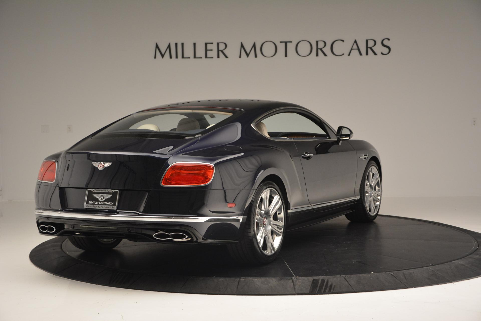 Used 2016 Bentley Continental GT V8 S  For Sale In Westport, CT 22_p7