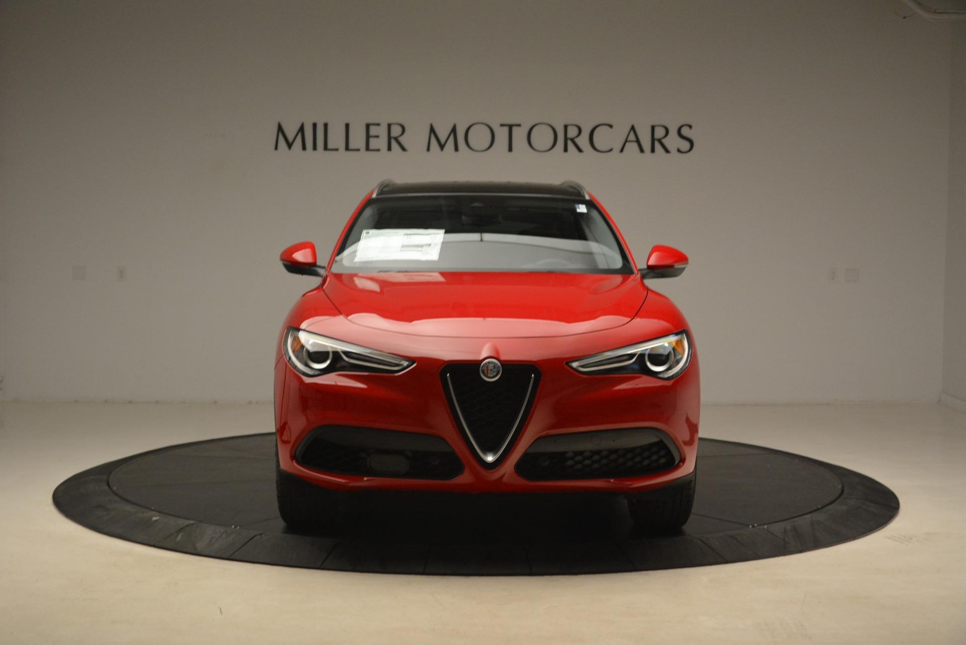 New 2018 Alfa Romeo Stelvio Ti Q4 For Sale In Westport, CT 2201_p12