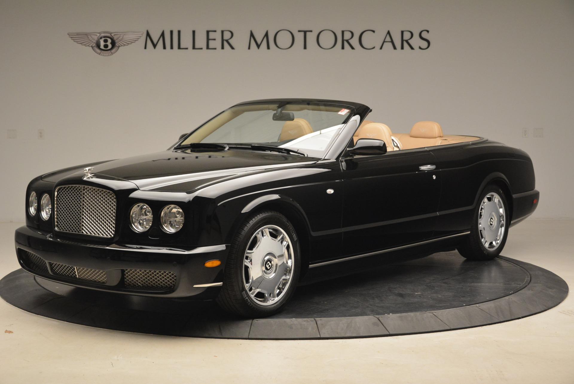 Used 2007 Bentley Azure  For Sale In Westport, CT 2203_main