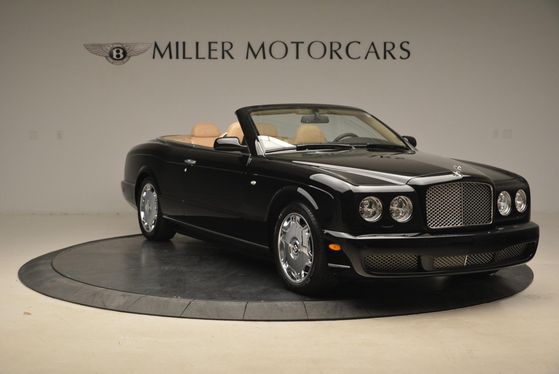 Used 2007 Bentley Azure  For Sale In Westport, CT 2203_p11