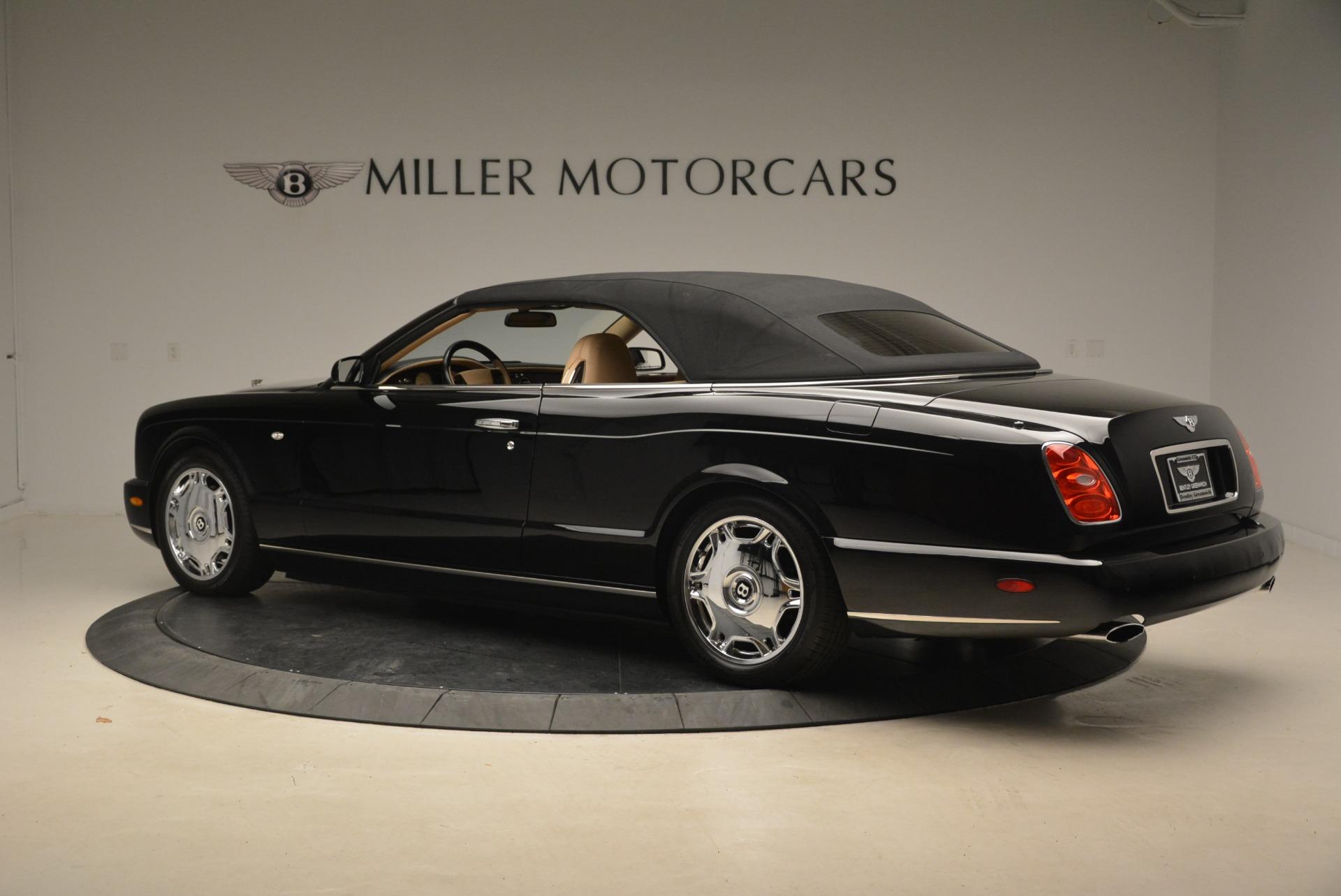 Used 2007 Bentley Azure  For Sale In Westport, CT 2203_p17