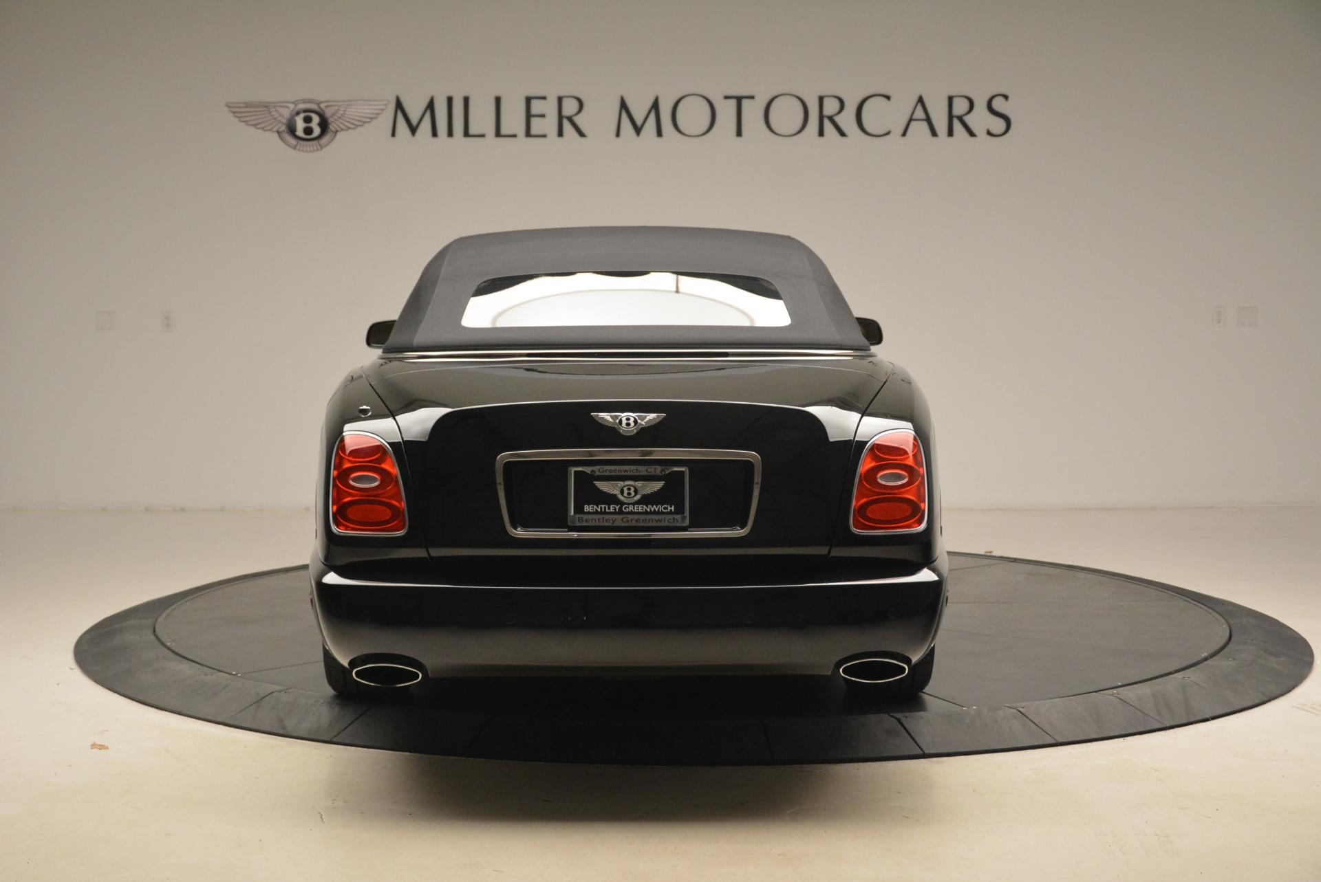 Used 2007 Bentley Azure  For Sale In Westport, CT 2203_p19