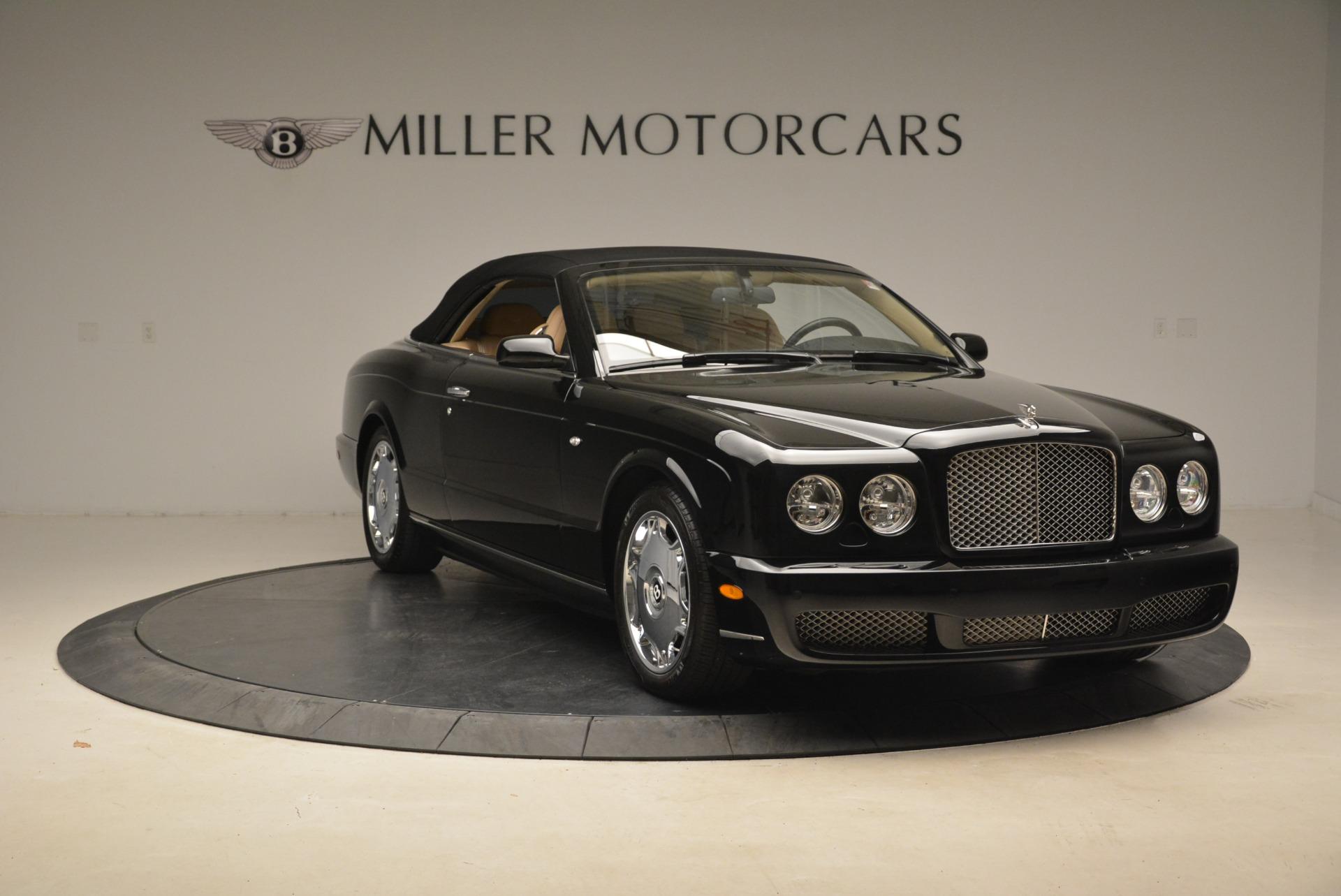 Used 2007 Bentley Azure  For Sale In Westport, CT 2203_p24