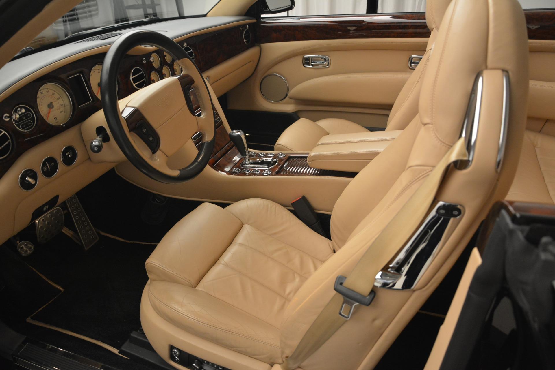 Used 2007 Bentley Azure  For Sale In Westport, CT 2203_p30