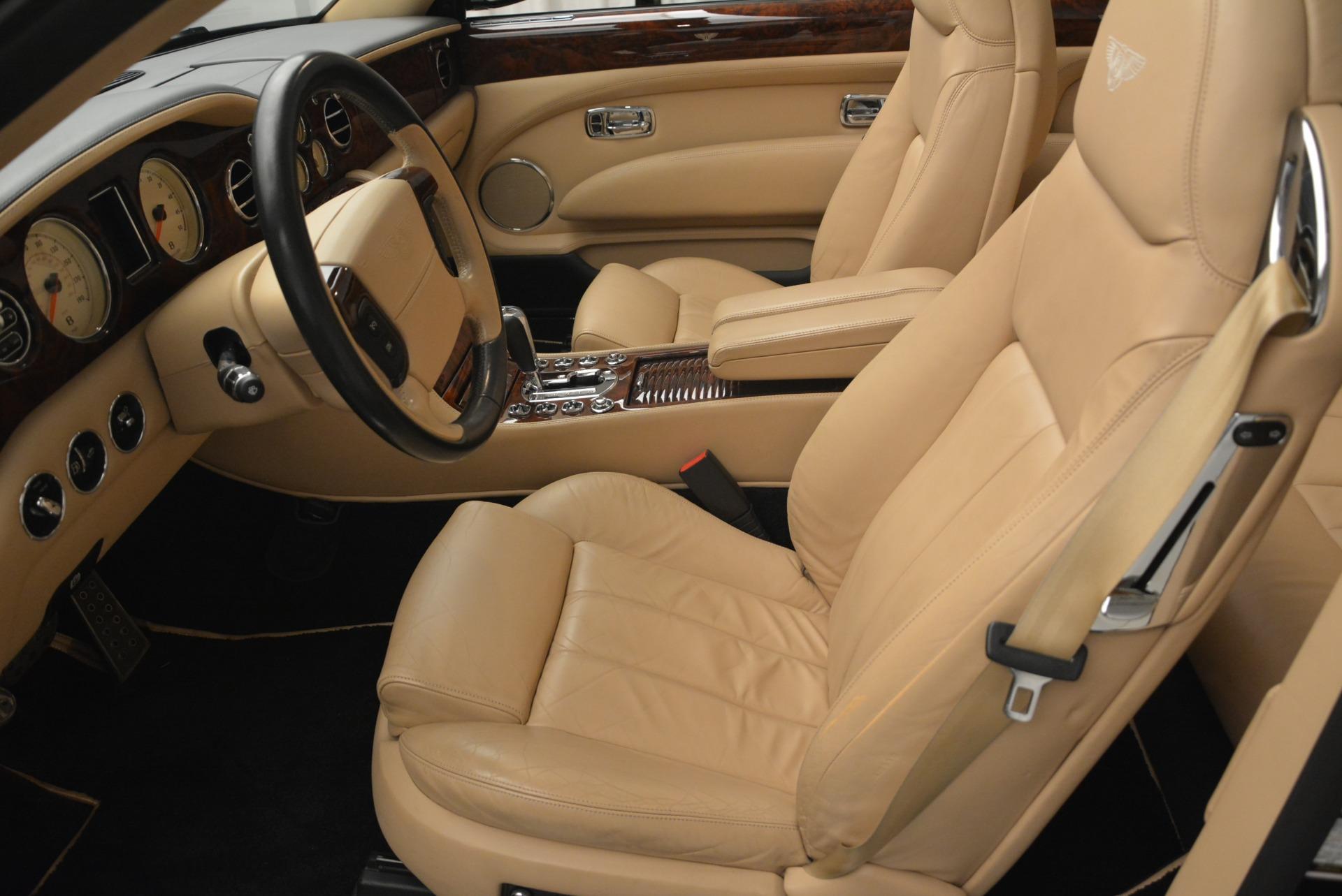 Used 2007 Bentley Azure  For Sale In Westport, CT 2203_p31