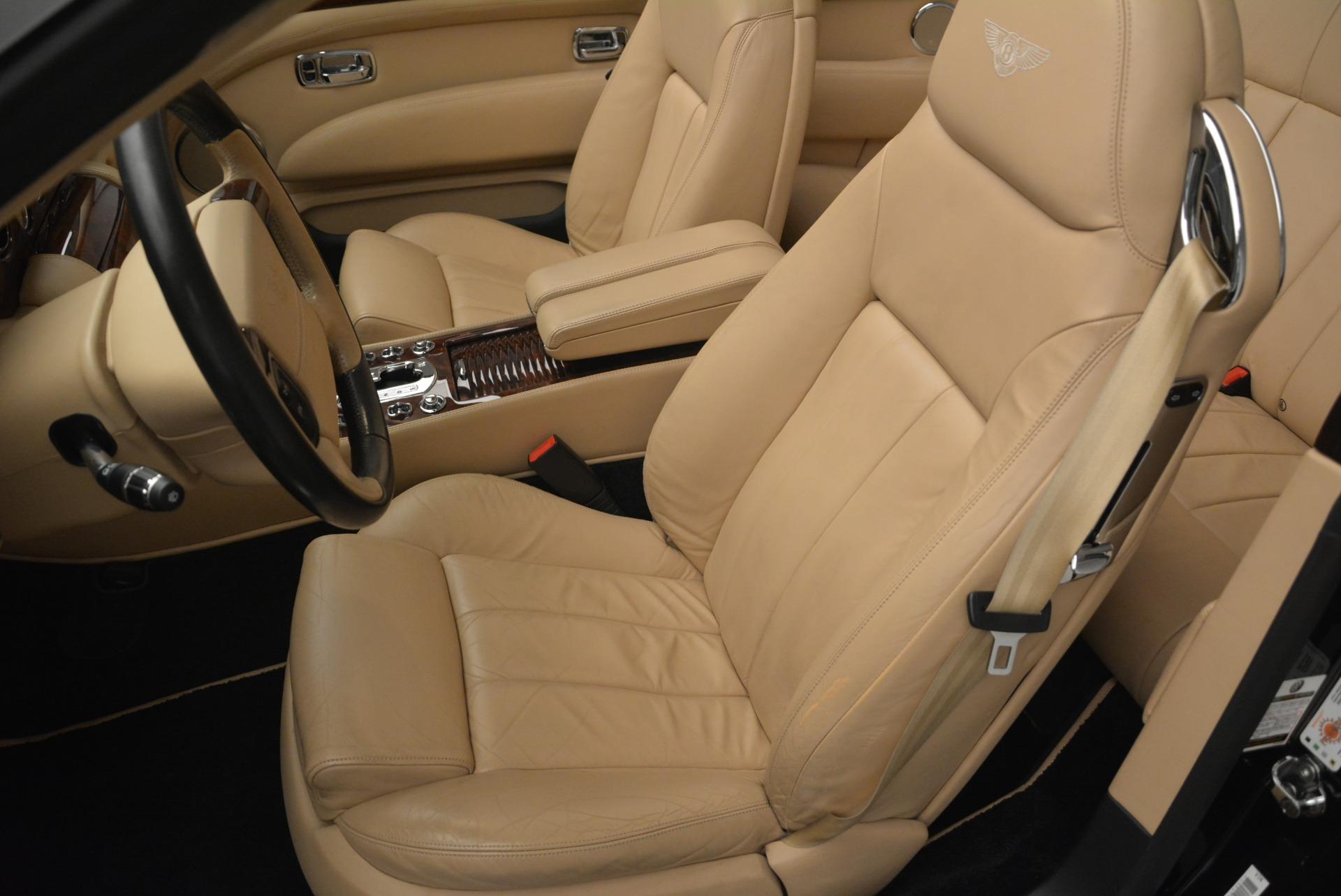 Used 2007 Bentley Azure  For Sale In Westport, CT 2203_p32