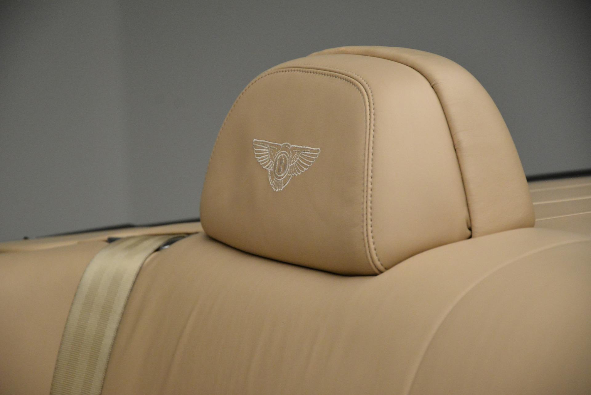 Used 2007 Bentley Azure  For Sale In Westport, CT 2203_p37