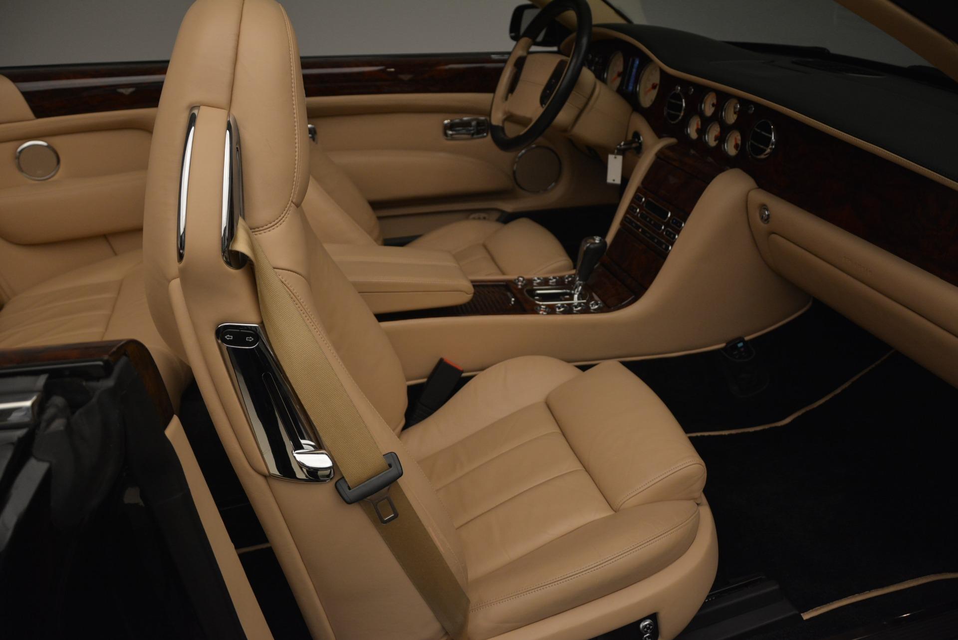 Used 2007 Bentley Azure  For Sale In Westport, CT 2203_p42