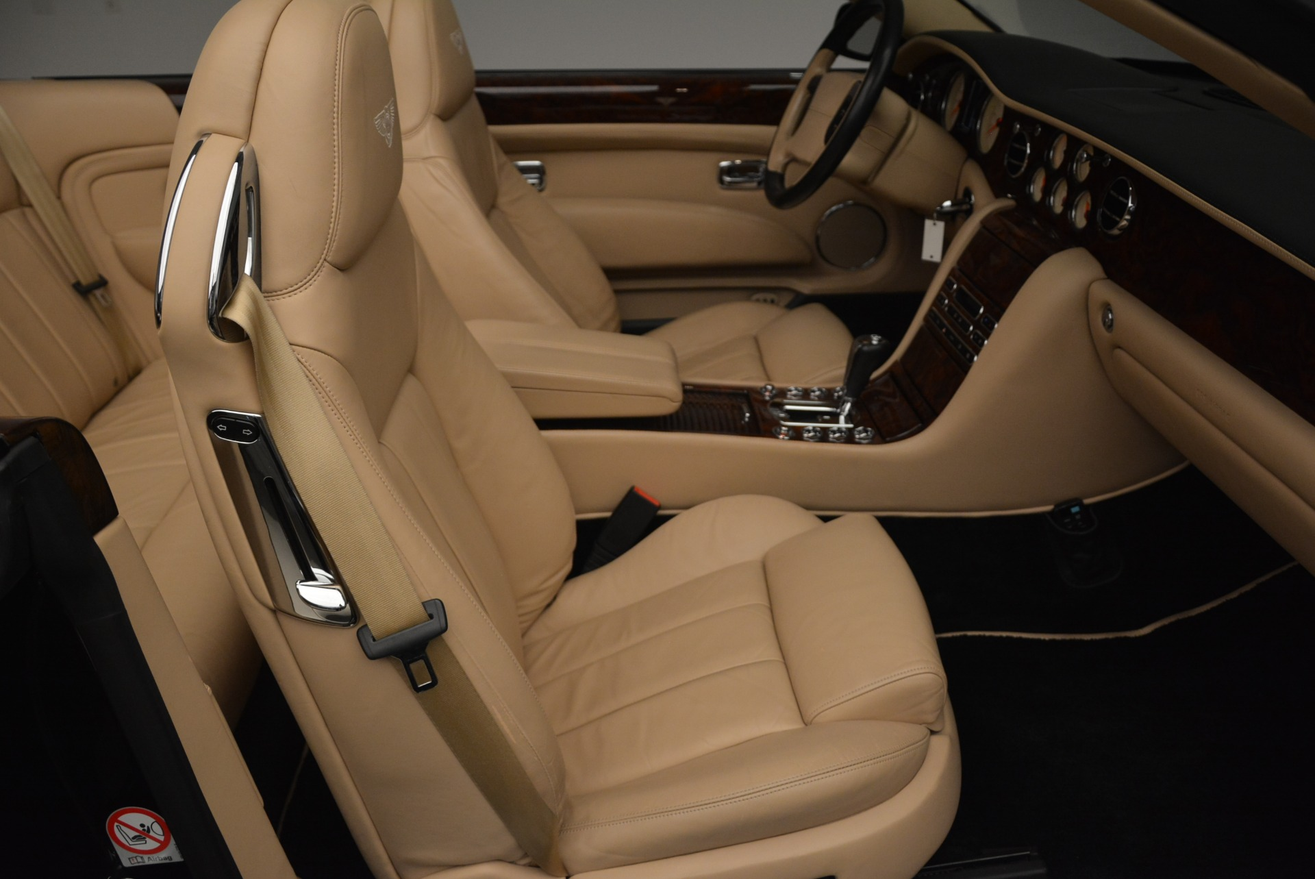 Used 2007 Bentley Azure  For Sale In Westport, CT 2203_p43