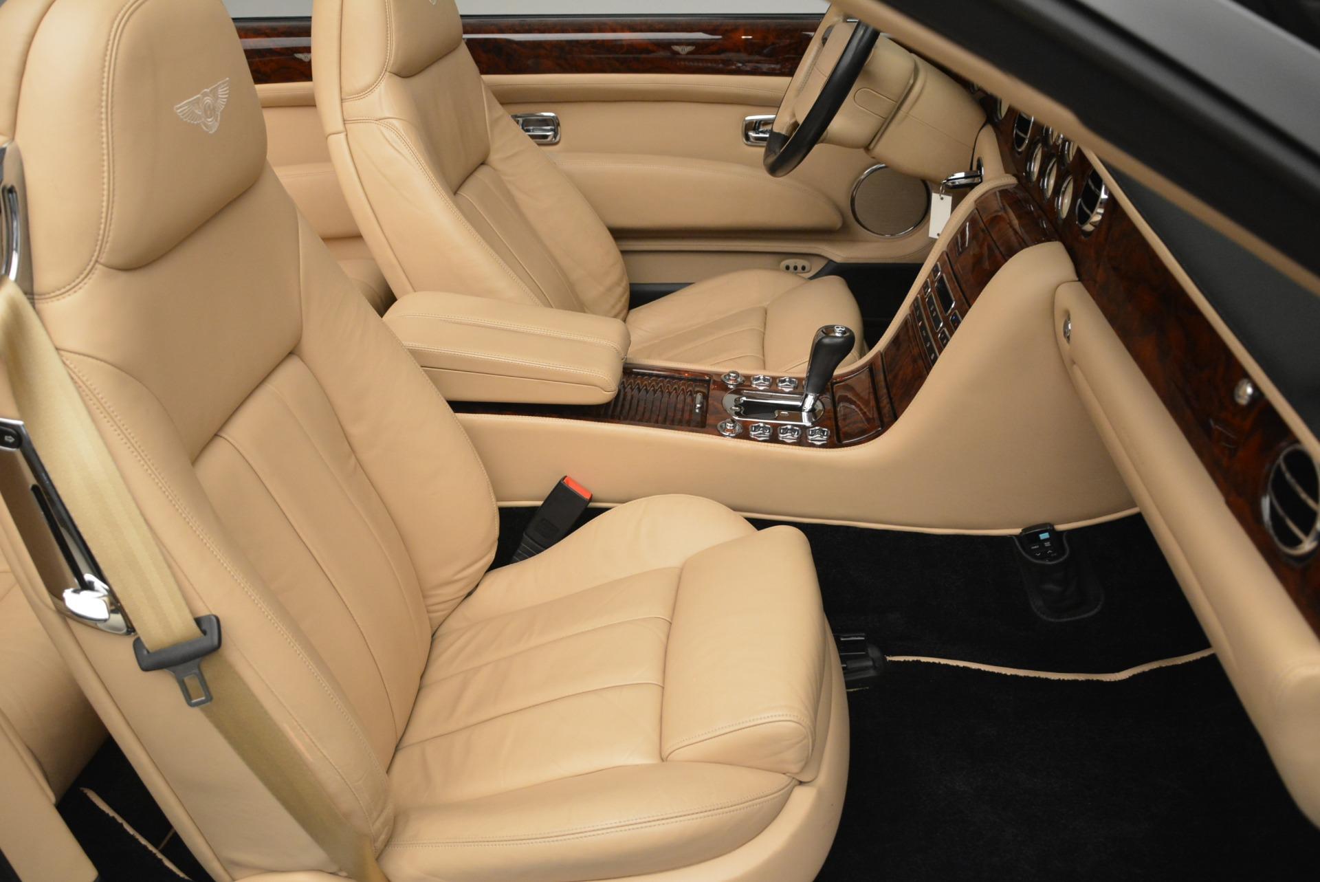 Used 2007 Bentley Azure  For Sale In Westport, CT 2203_p44