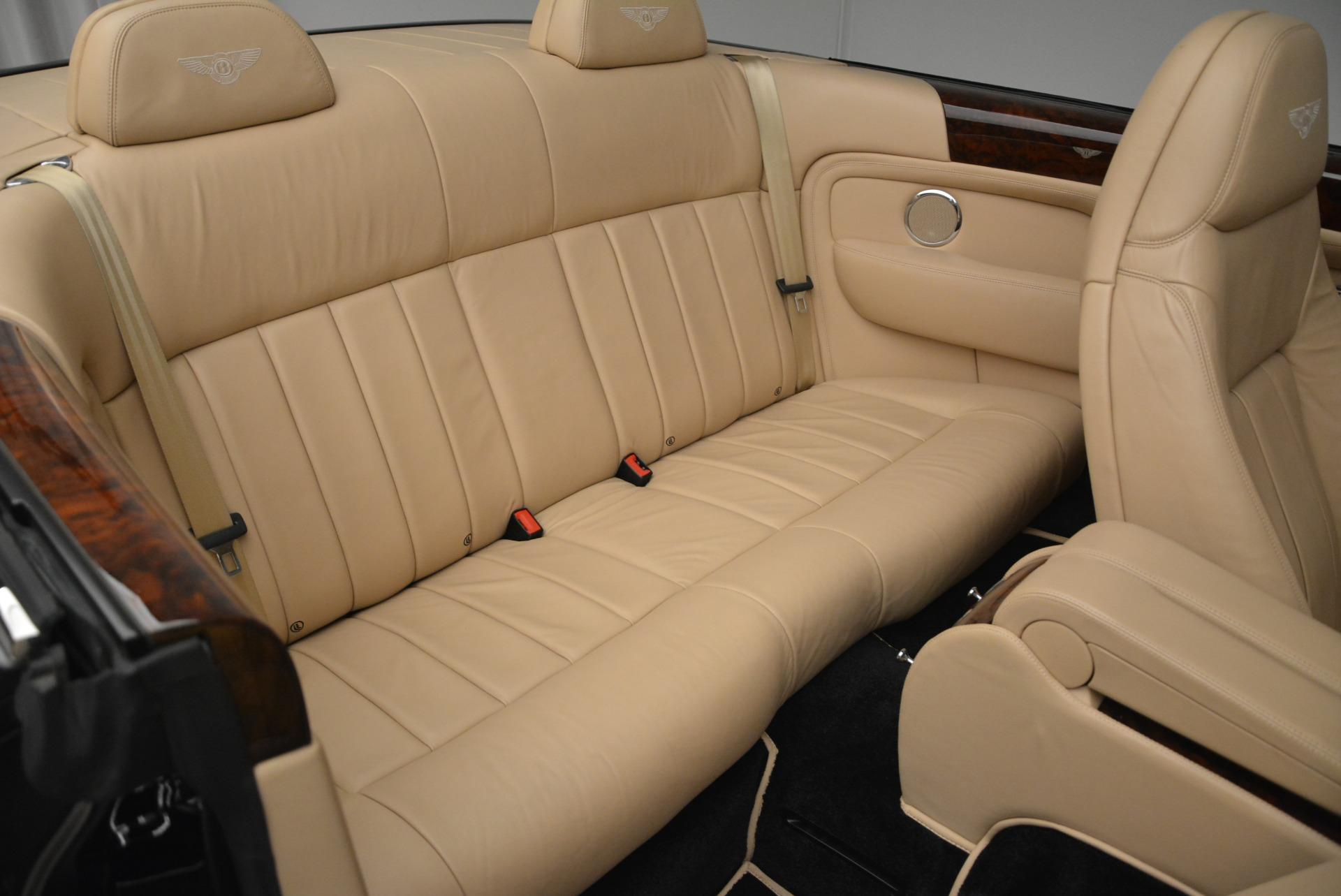 Used 2007 Bentley Azure  For Sale In Westport, CT 2203_p45