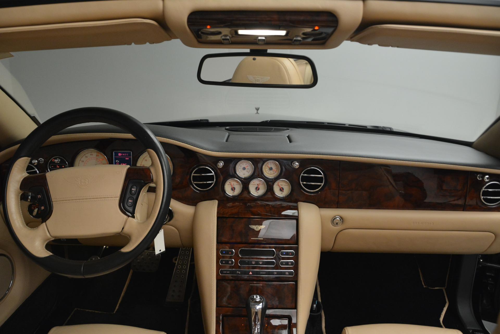 Used 2007 Bentley Azure  For Sale In Westport, CT 2203_p46