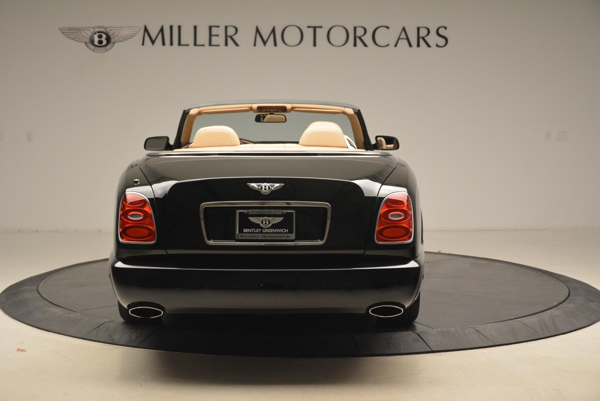 Used 2007 Bentley Azure  For Sale In Westport, CT 2203_p6