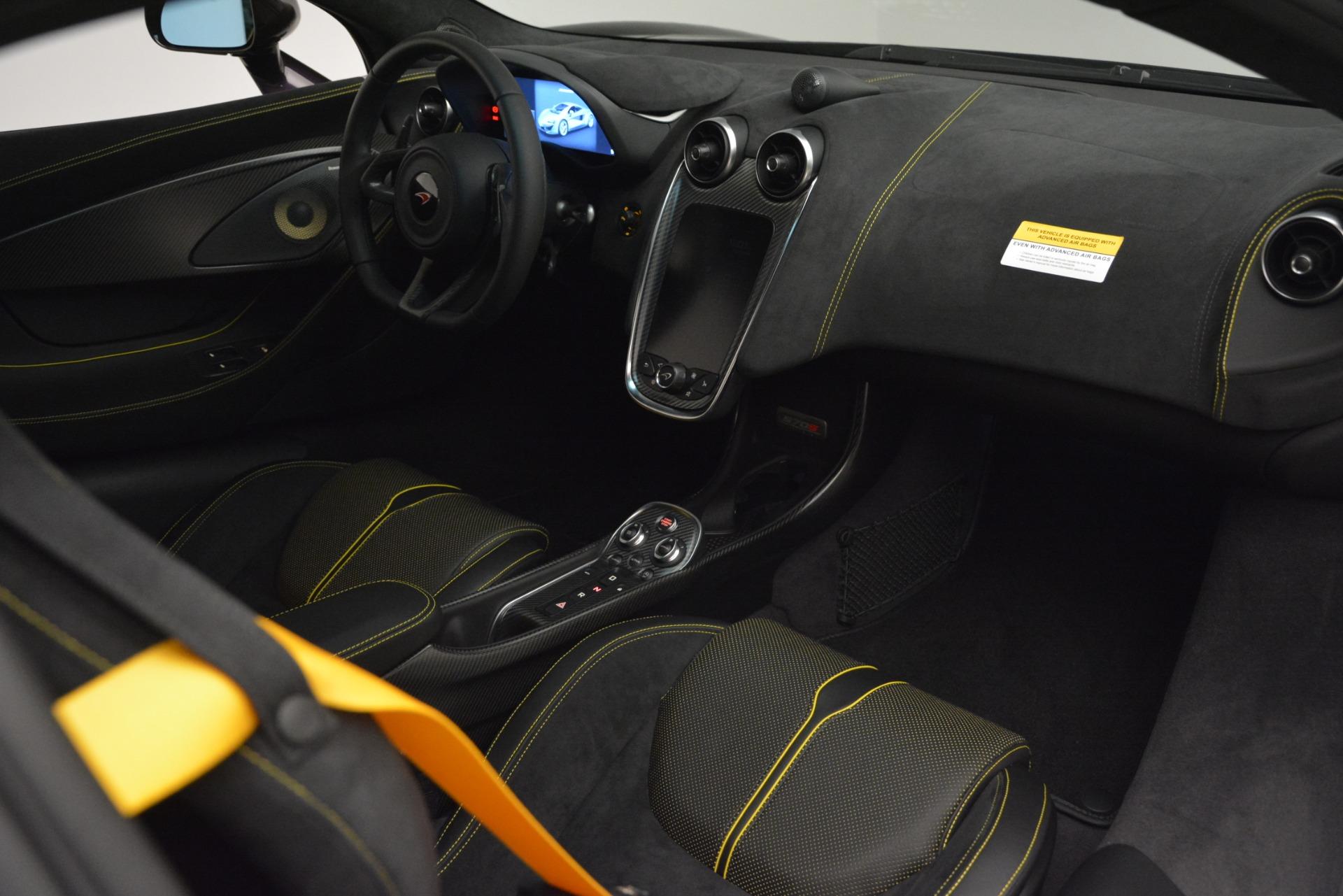Used 2018 McLaren 570S  For Sale In Westport, CT 2204_p18