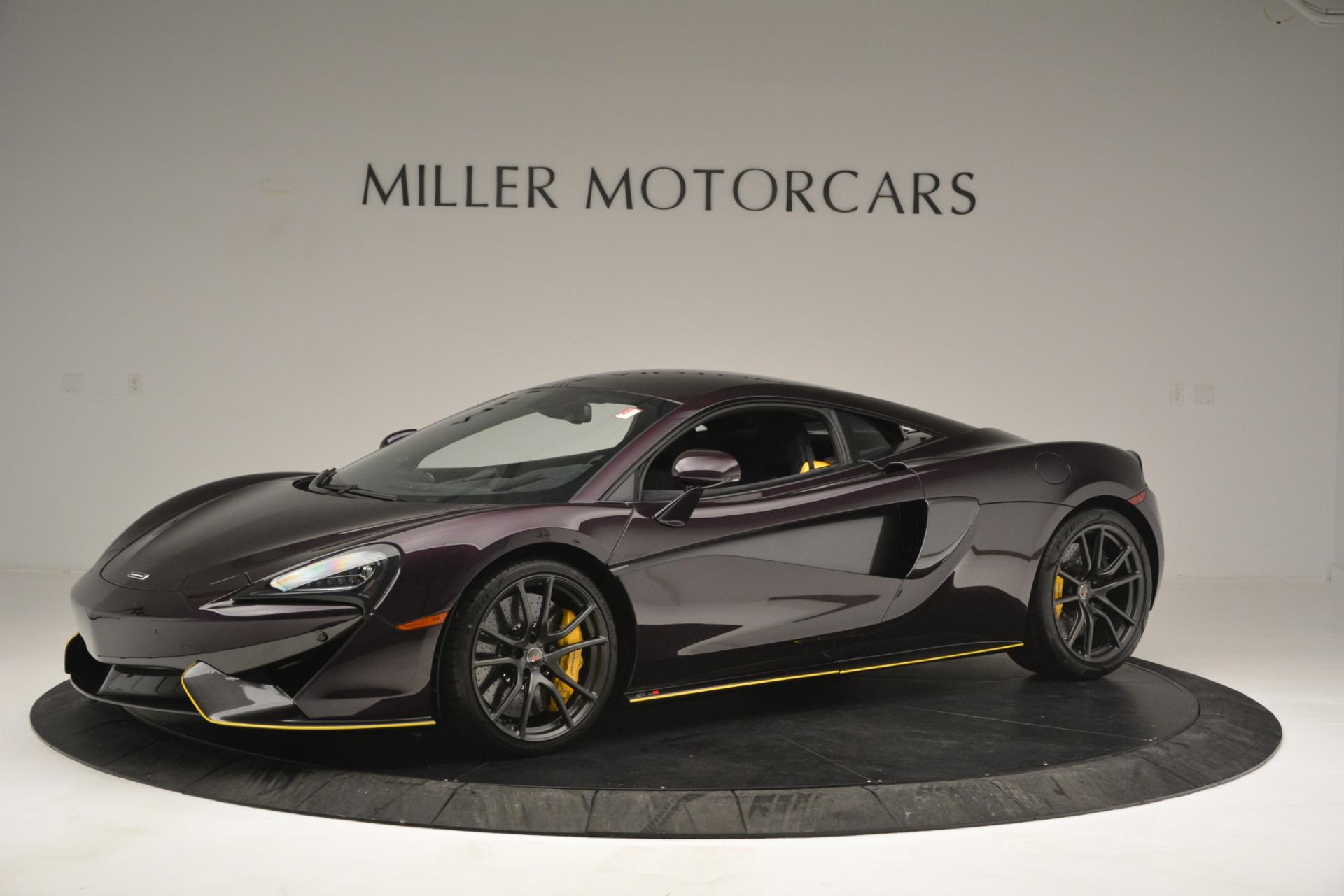 Used 2018 McLaren 570S  For Sale In Westport, CT 2204_p2
